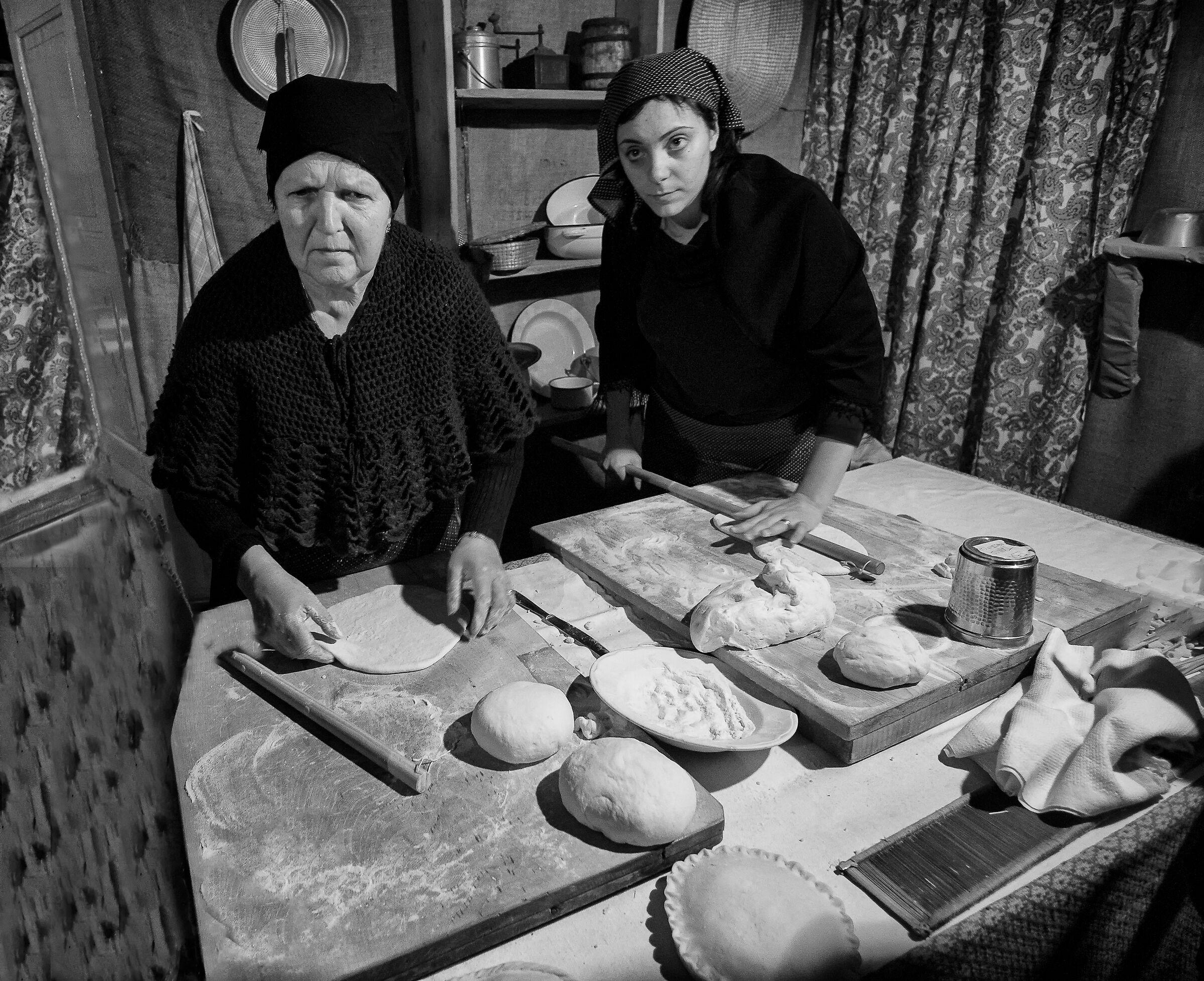 The art of Bread.......