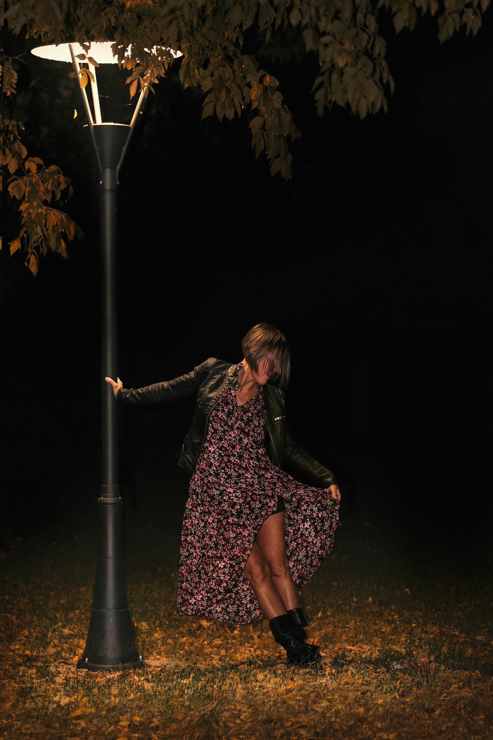 Una luce nella notte...