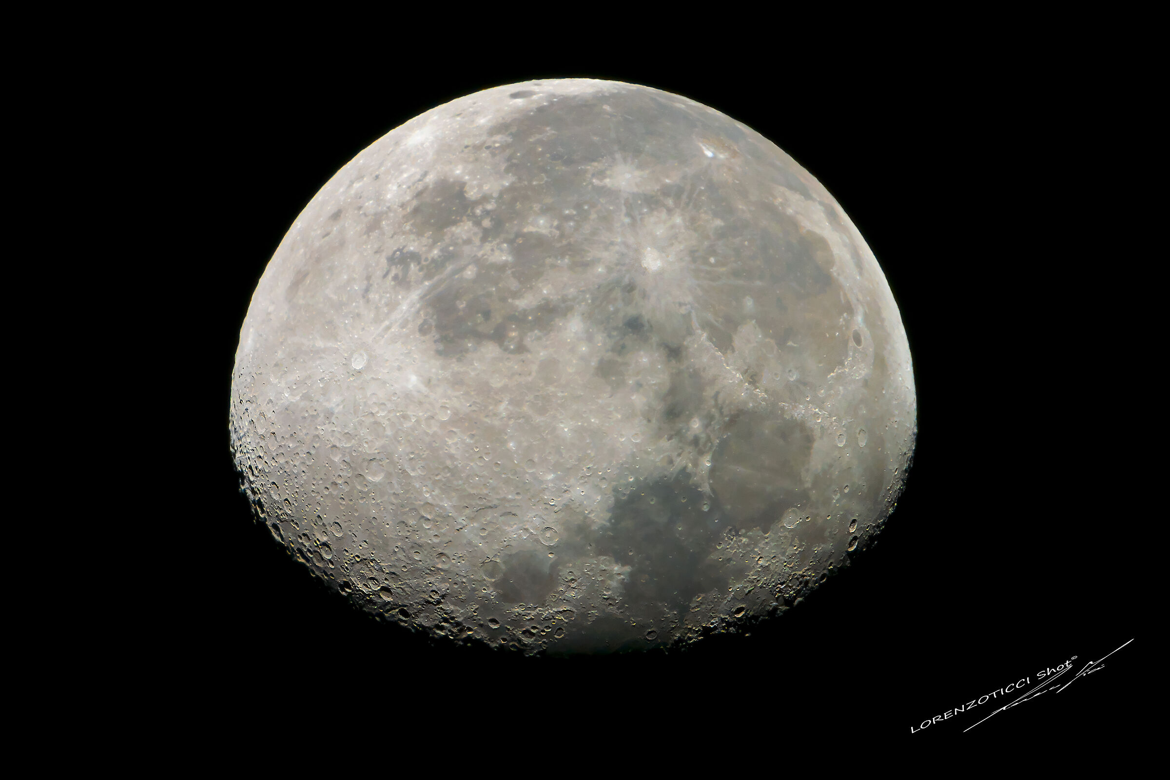 Big Moon by Nikon1...