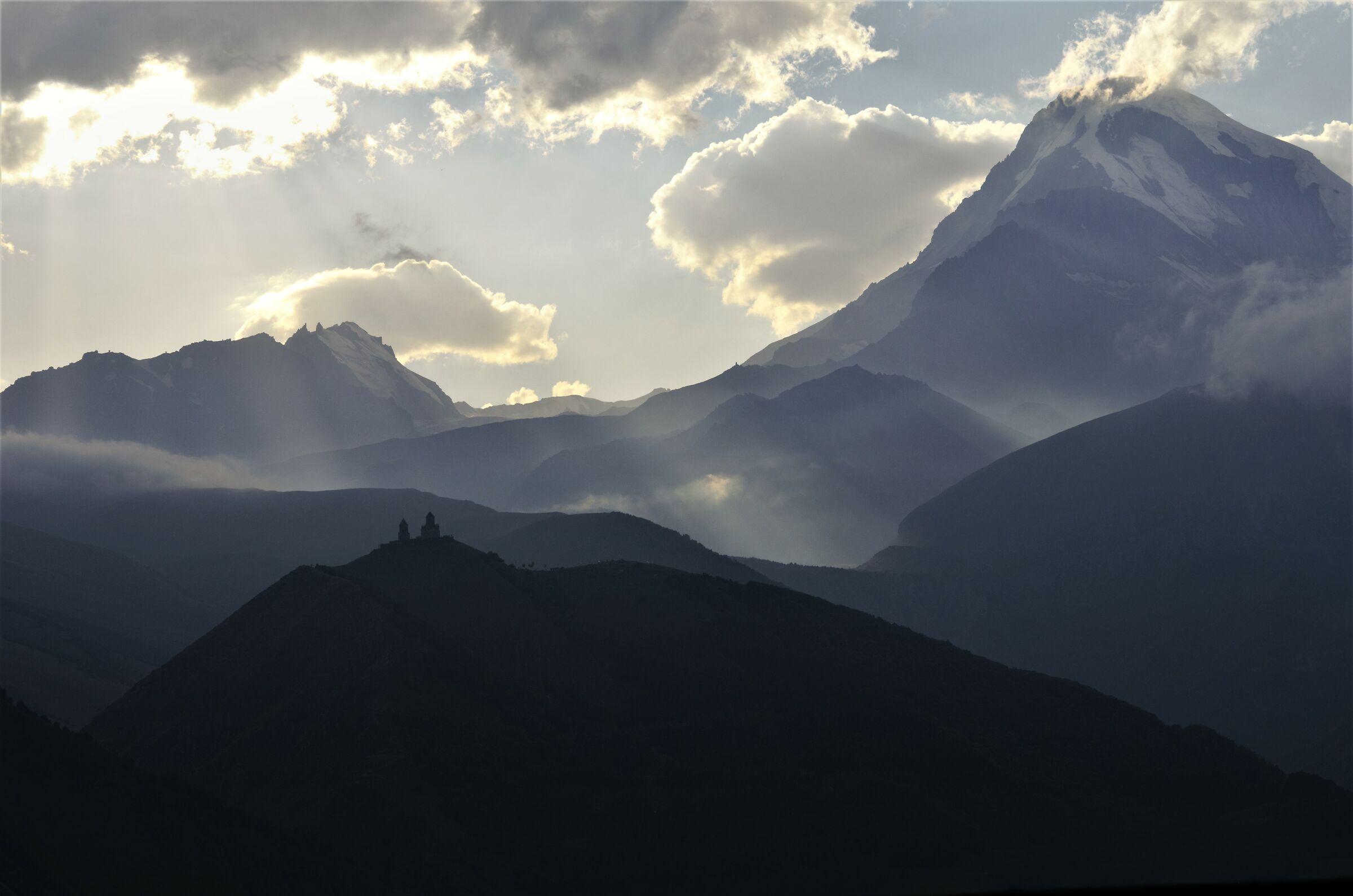 Caucasus...