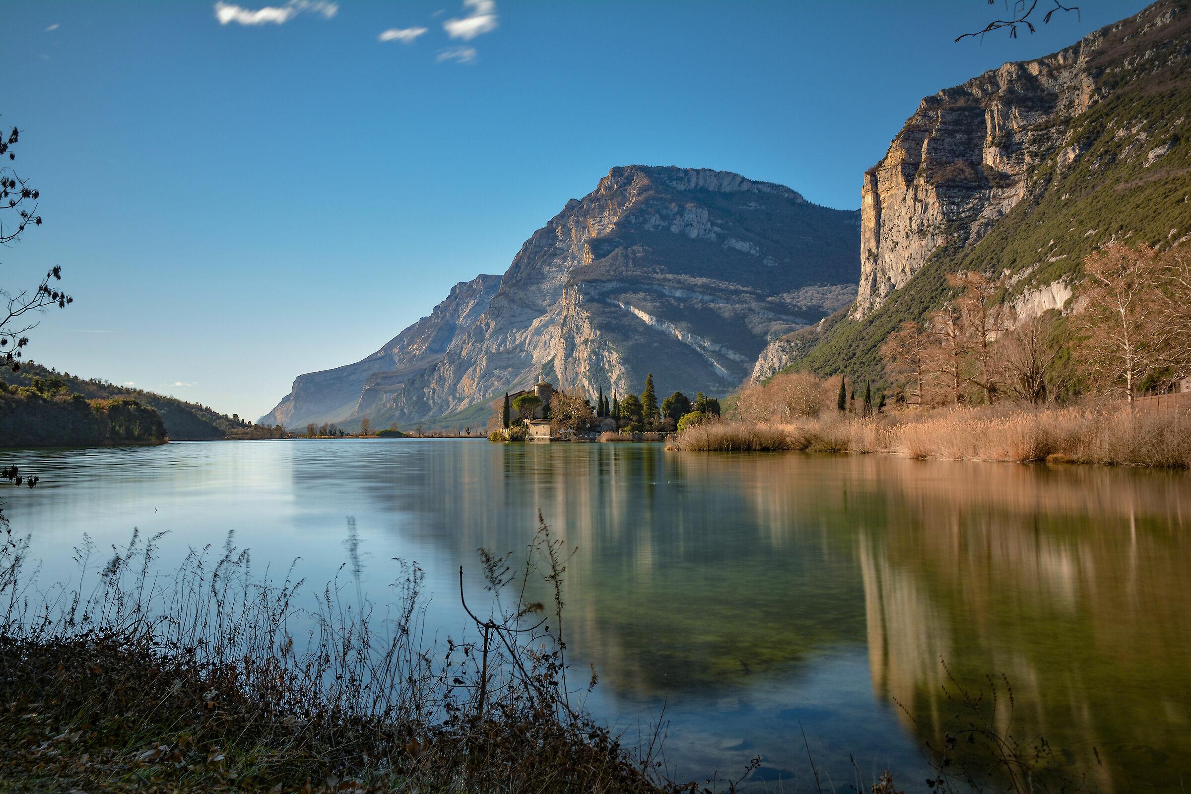 Lake Toblino...