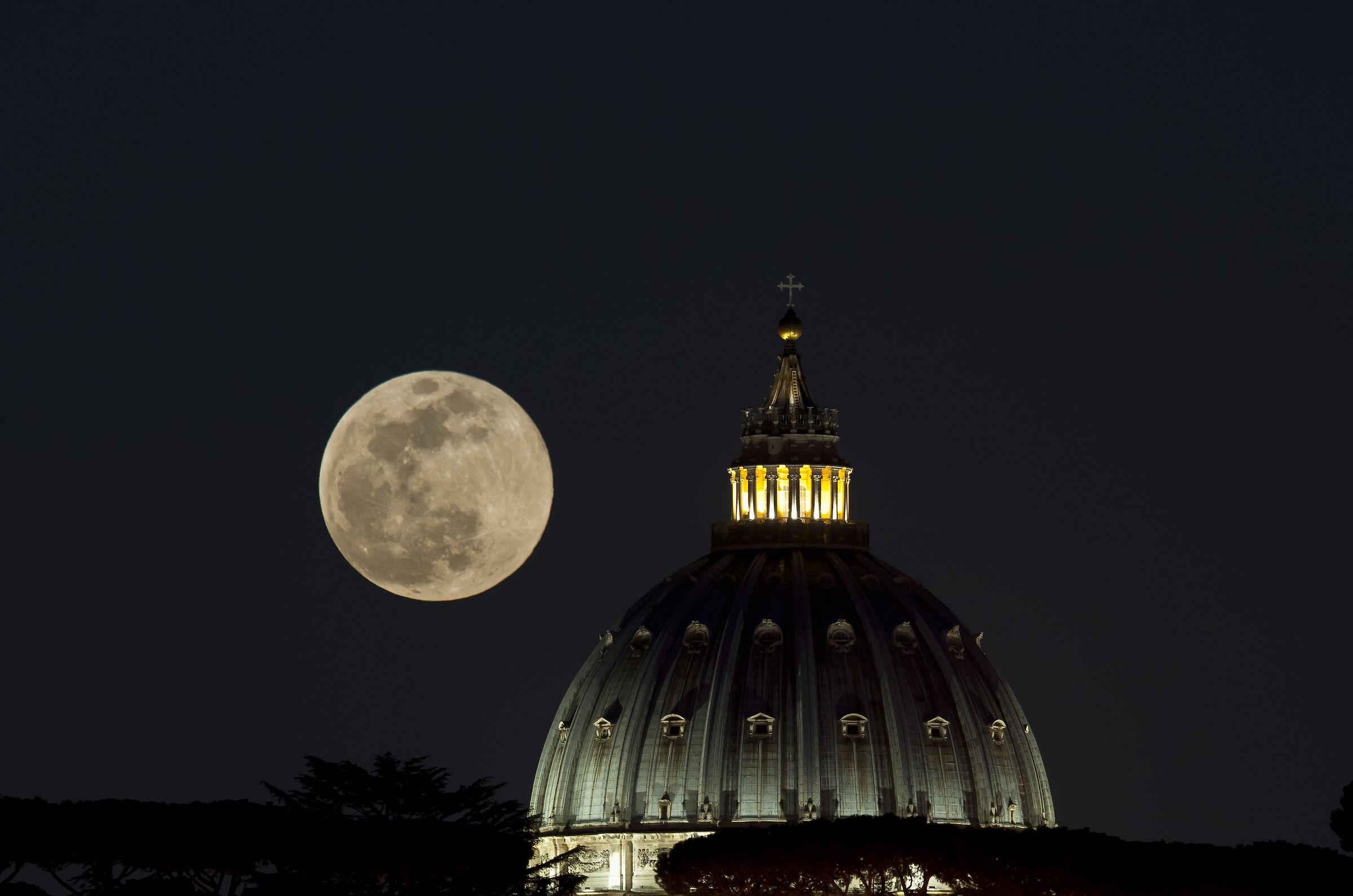 Super Luna...