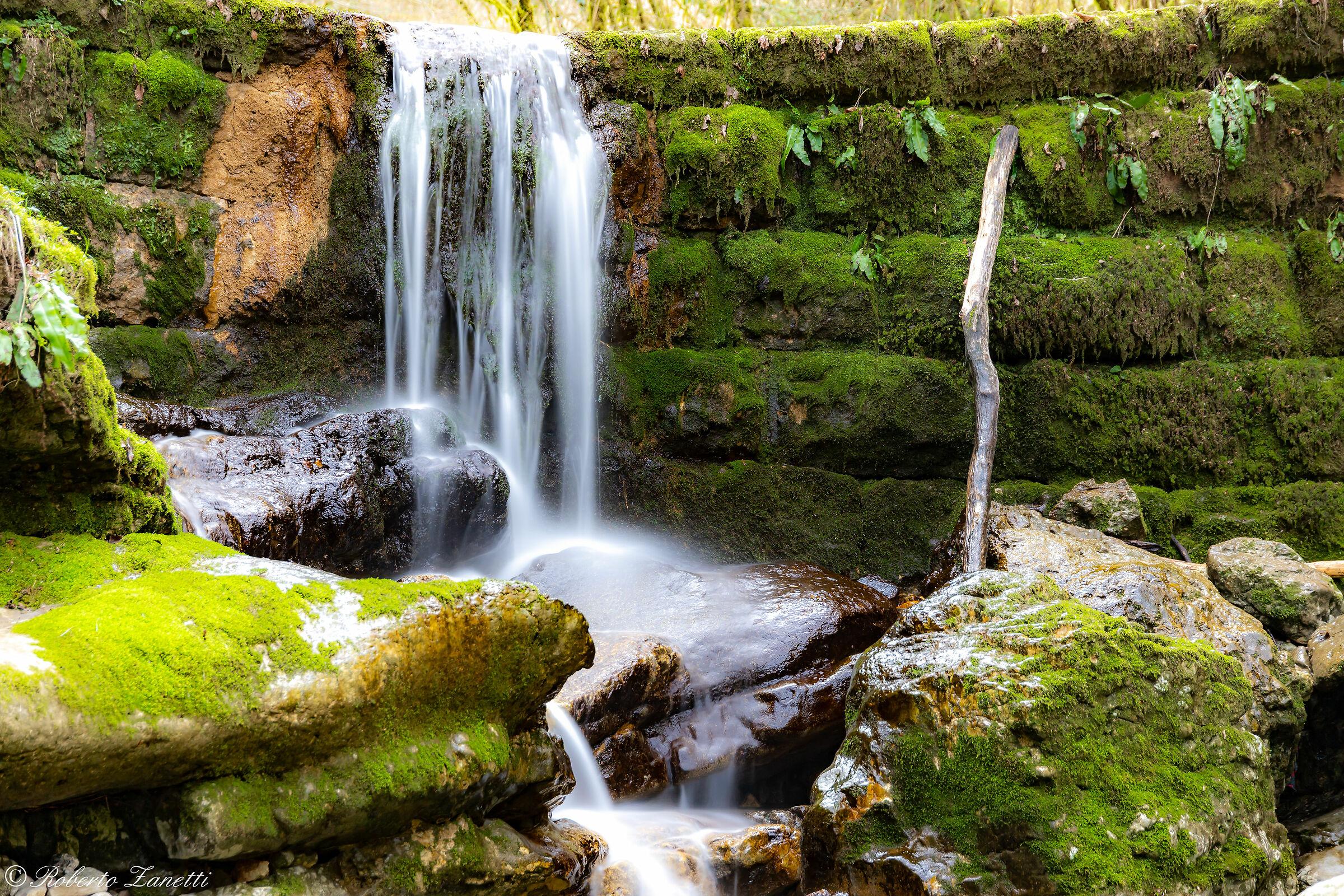 Cascata Sant'ANNA di Faedo...