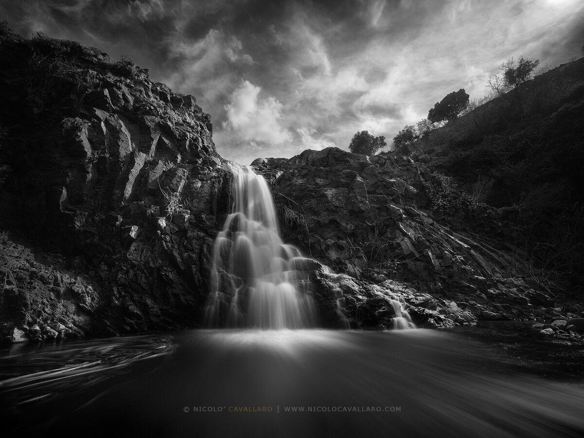 Oxena Waterfalls...