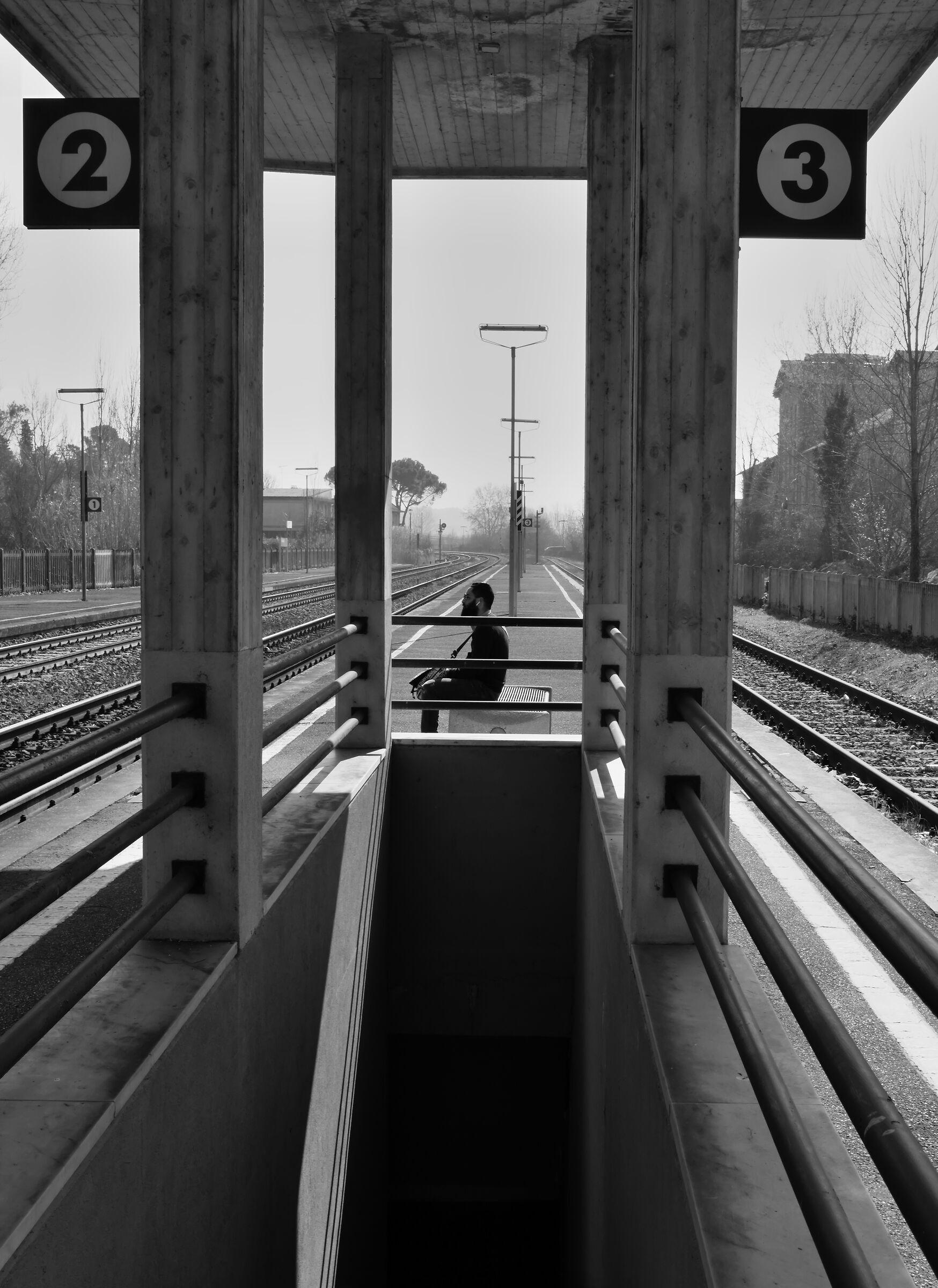 Appuntamento col treno...