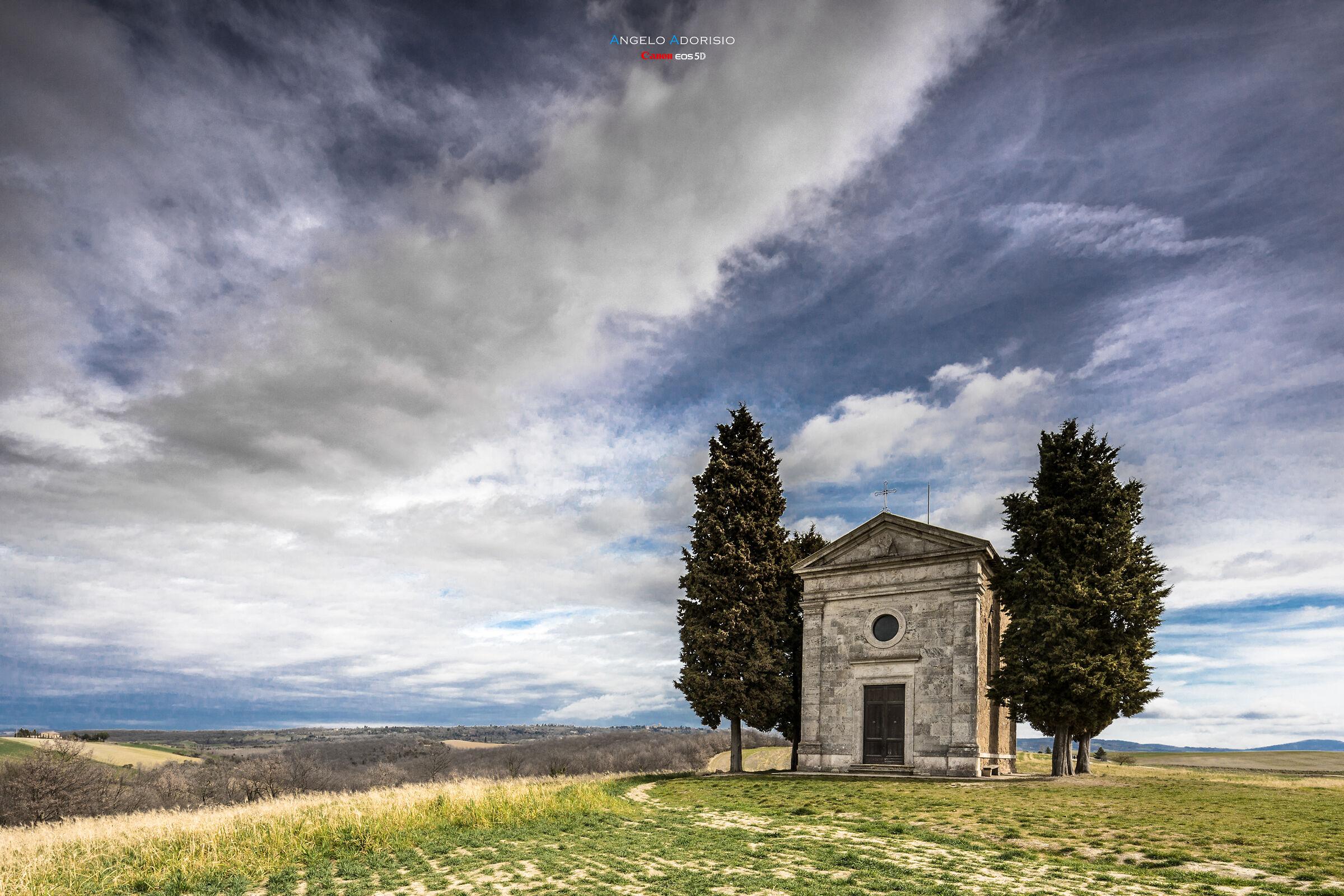 Chapel of Our Lady of Vitaleta...