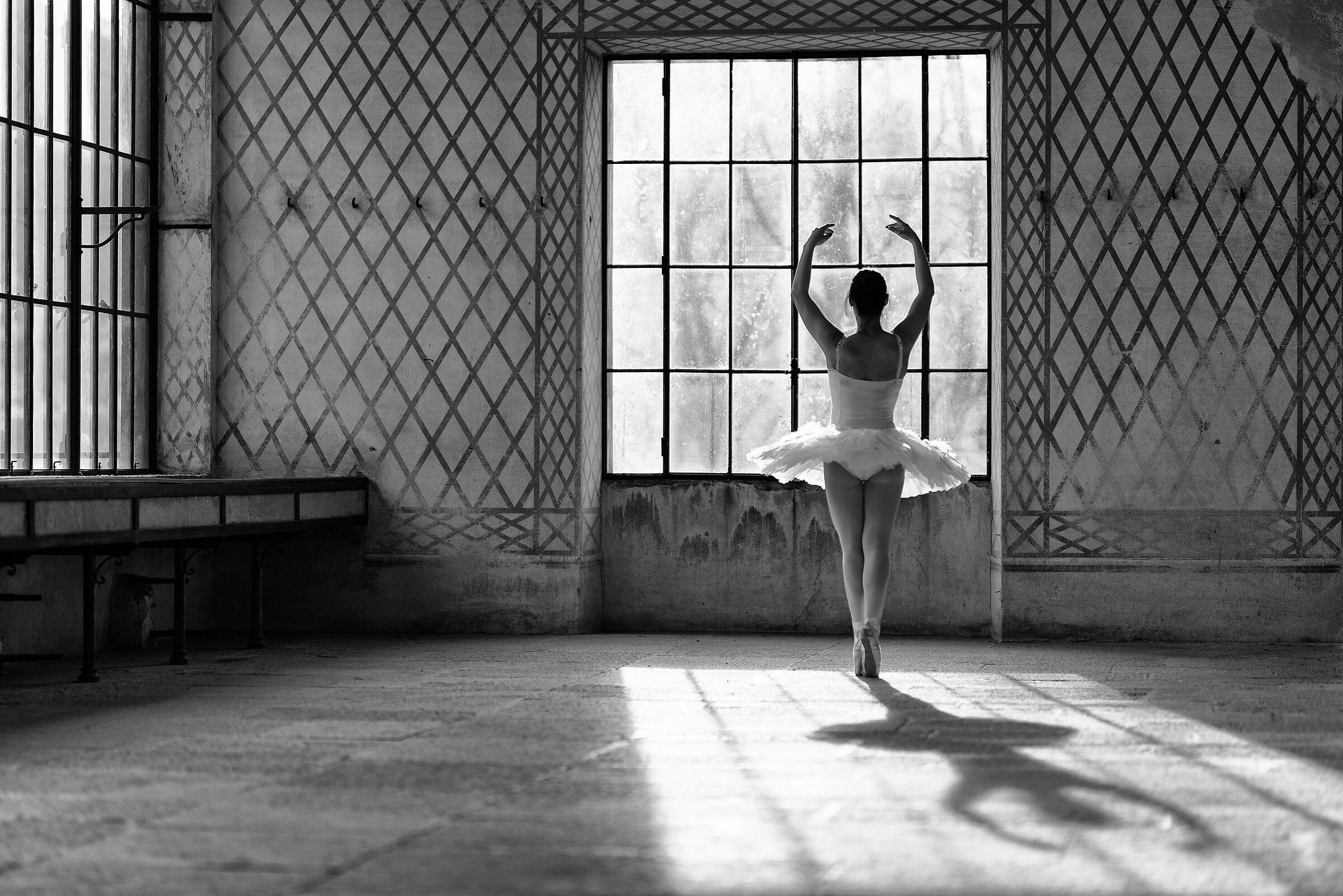 The Dancer...
