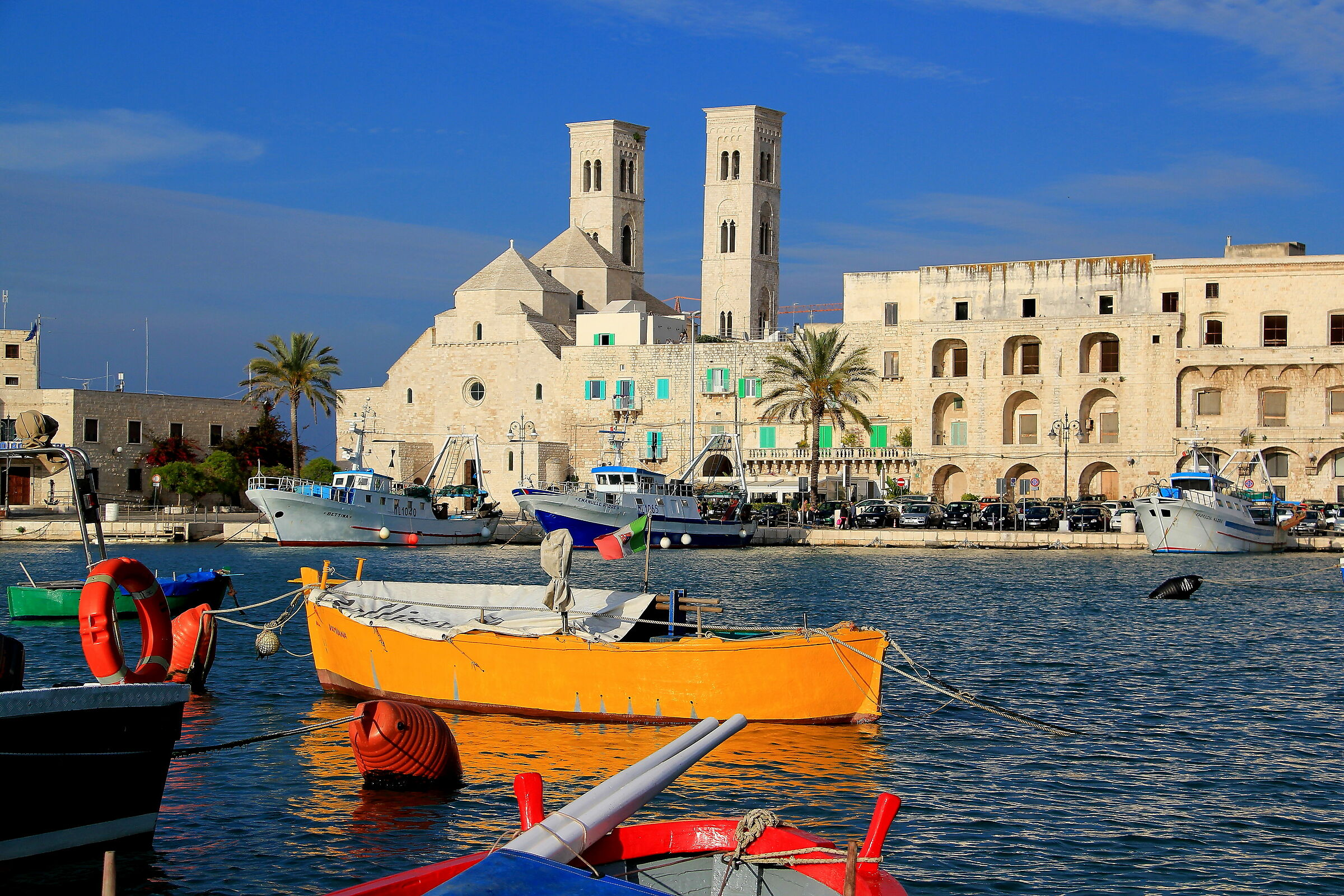 Molfetta. The Cathedral...
