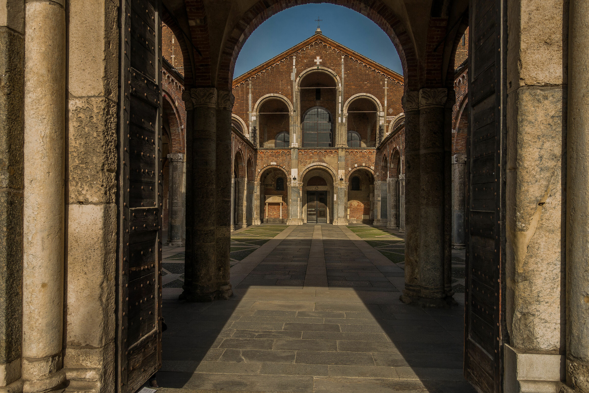 Abbey of Sant'Ambrogio...