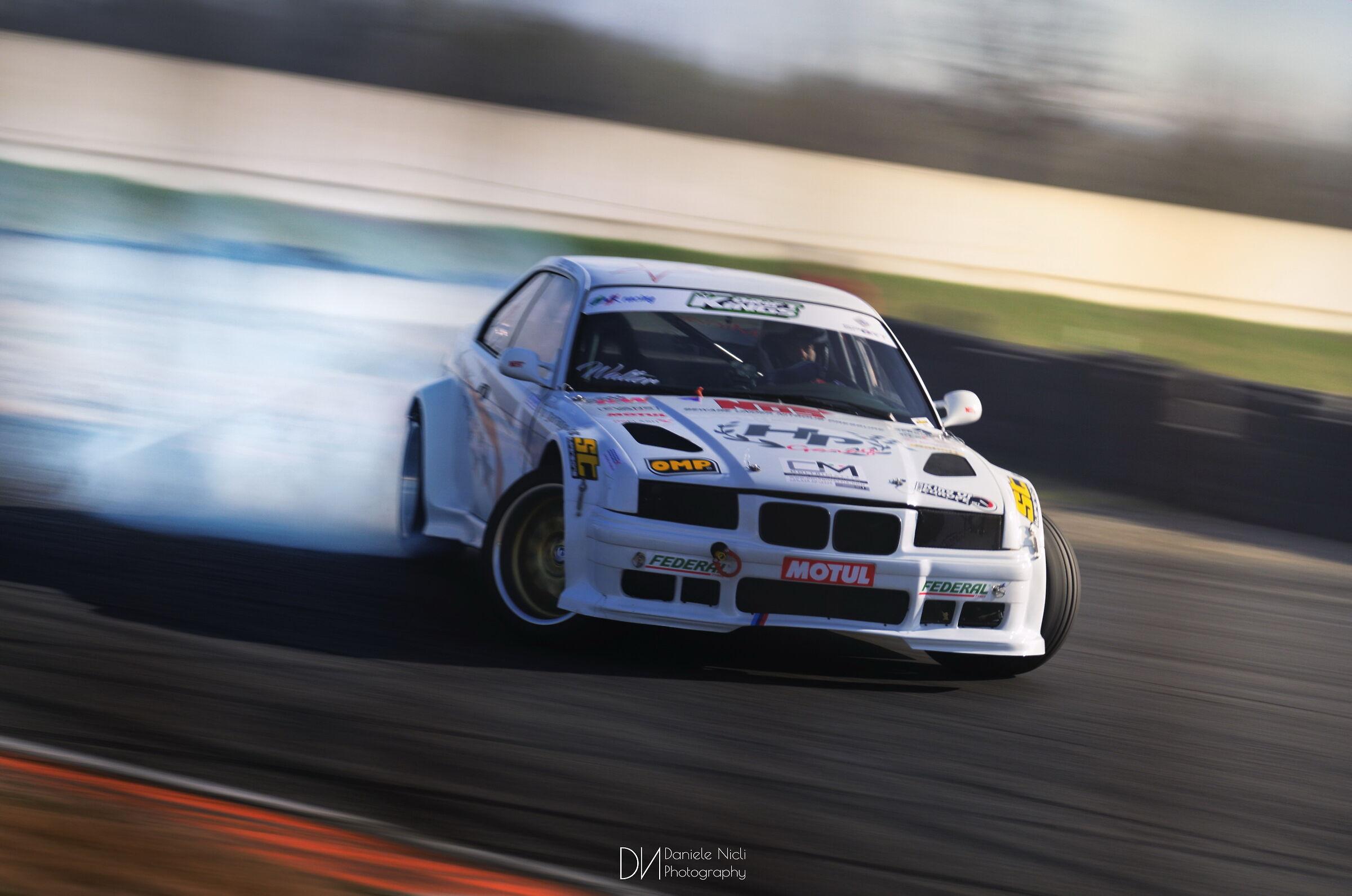 BMW M3...