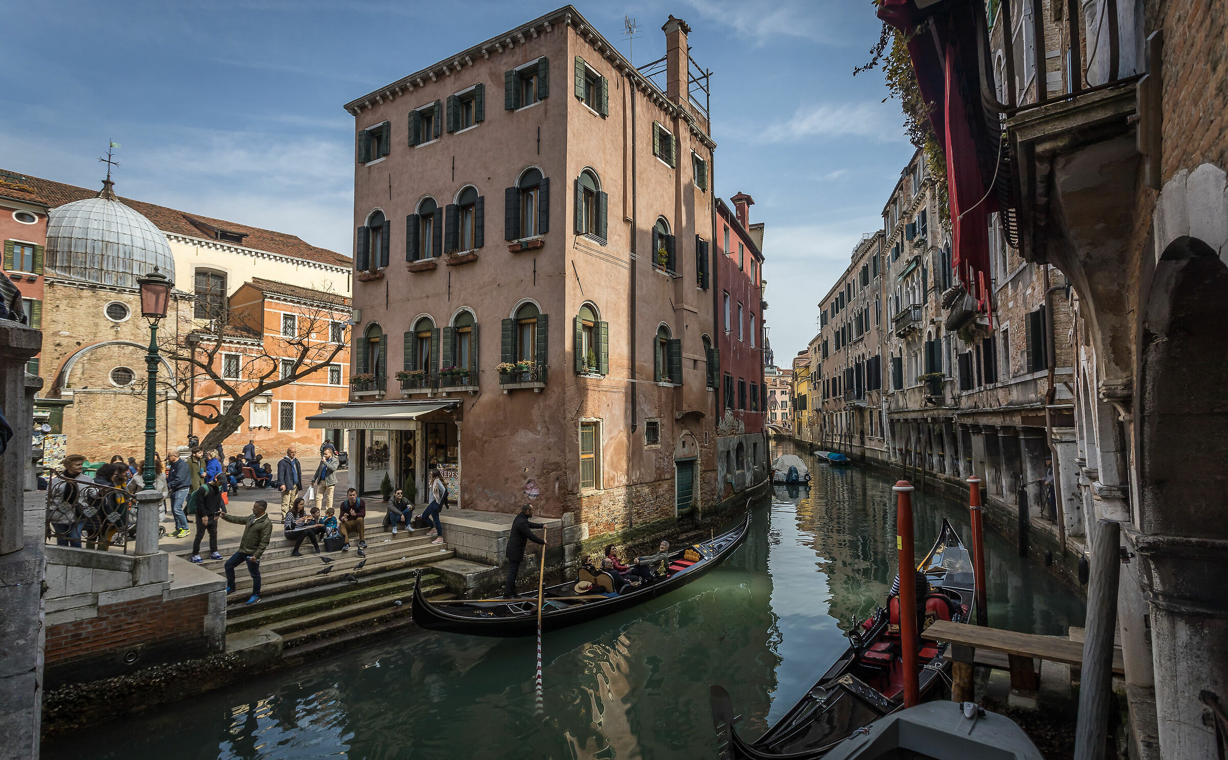 Venetian Postcard...