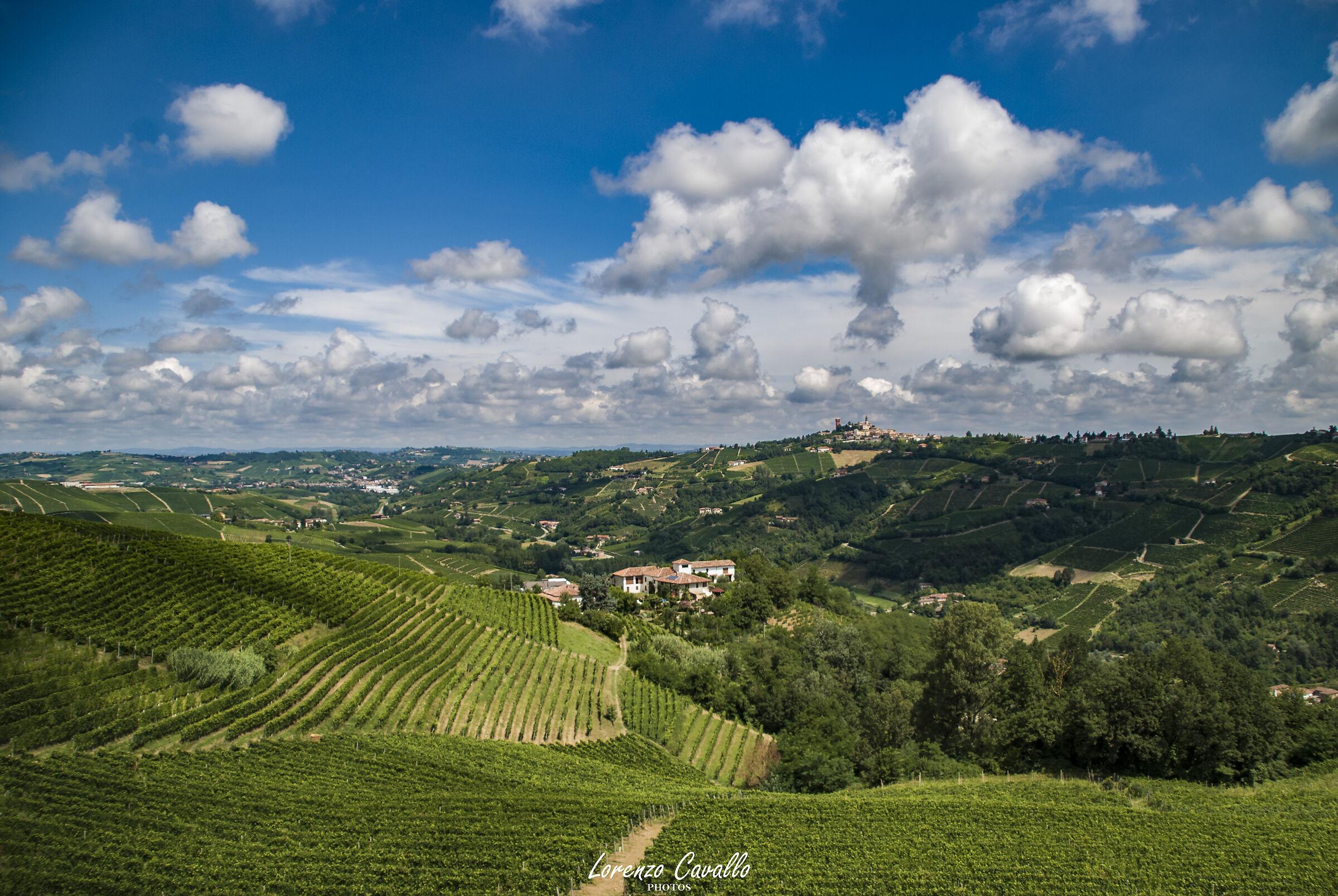 The Hills of Unesco...