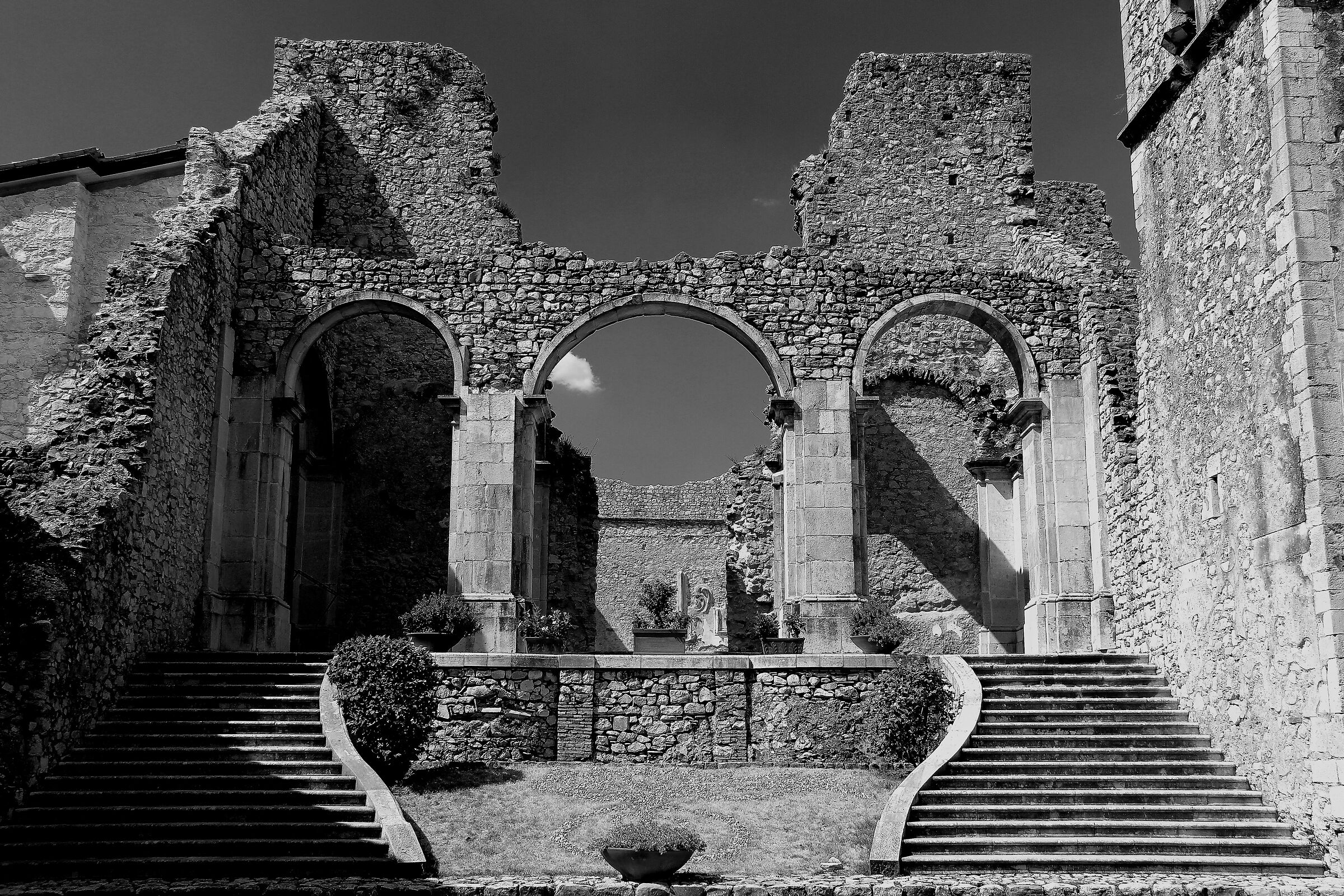 Abbey of Goleto...