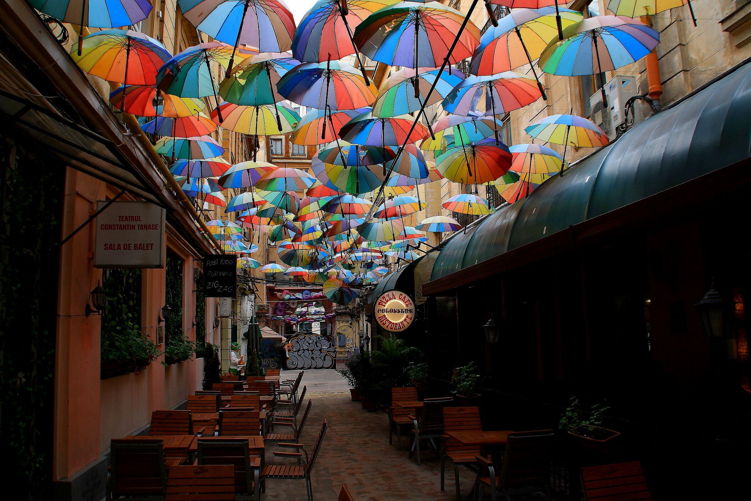 Bucharest...