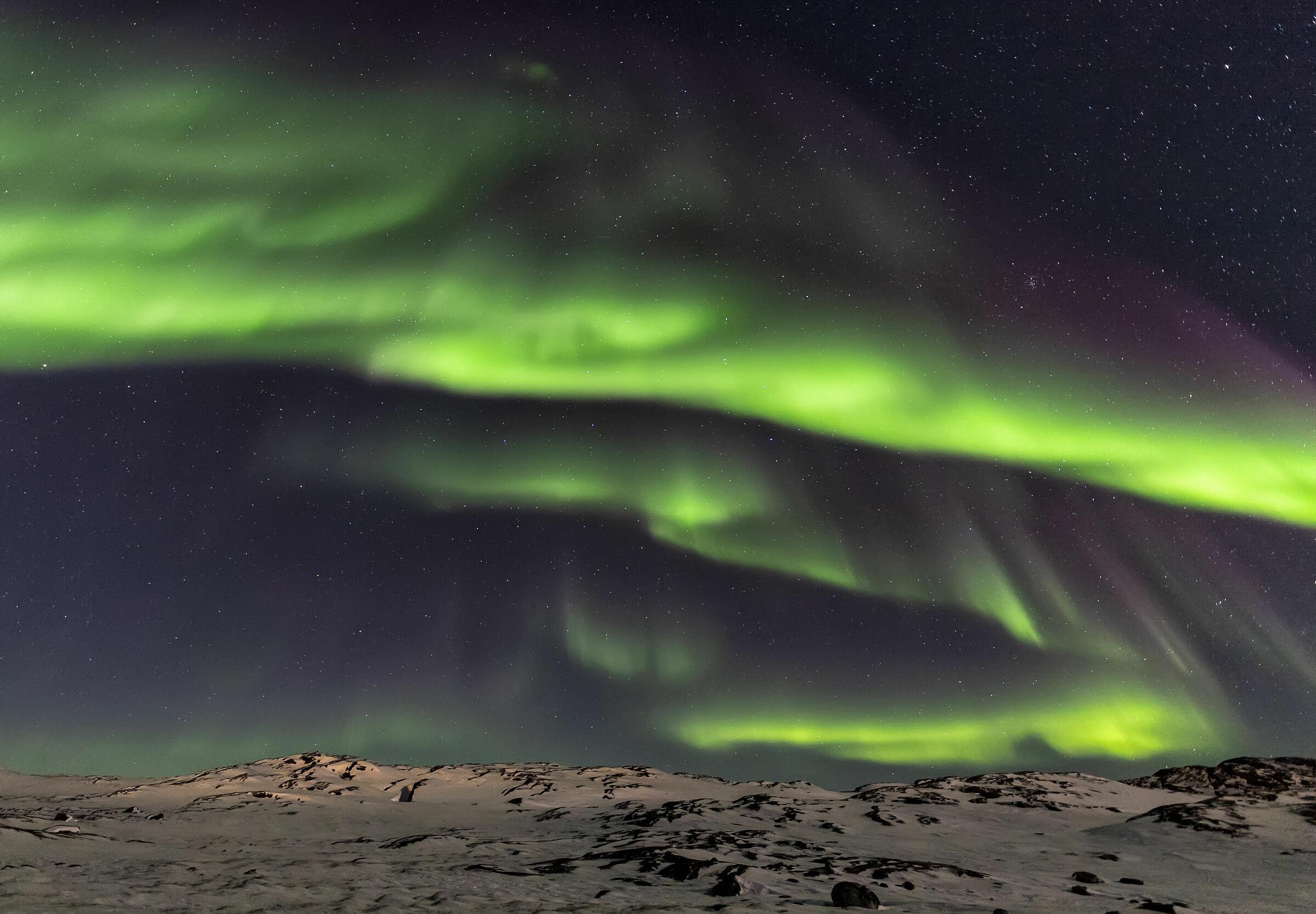 Arctic Aurora...