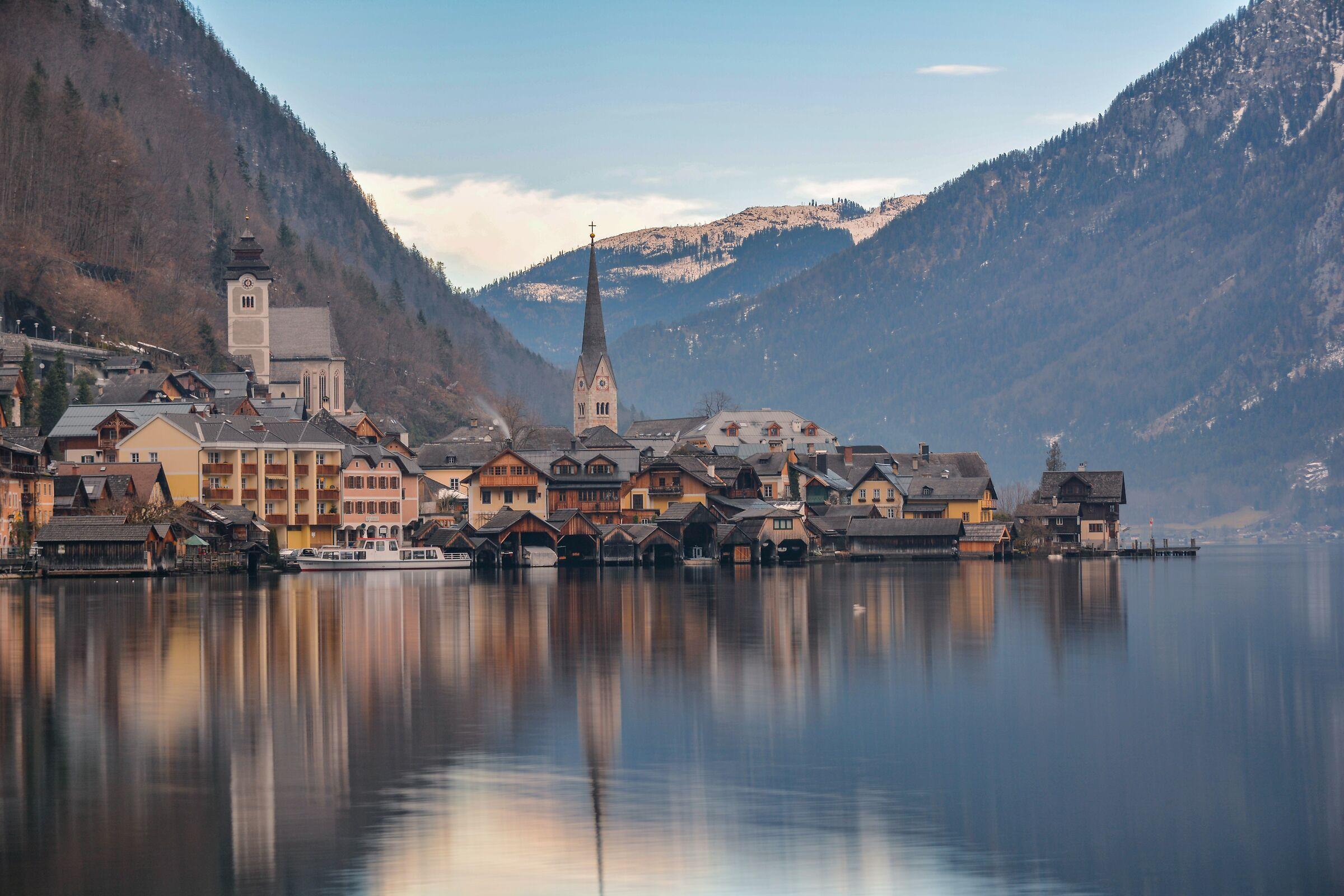 Lake Hallstatt...
