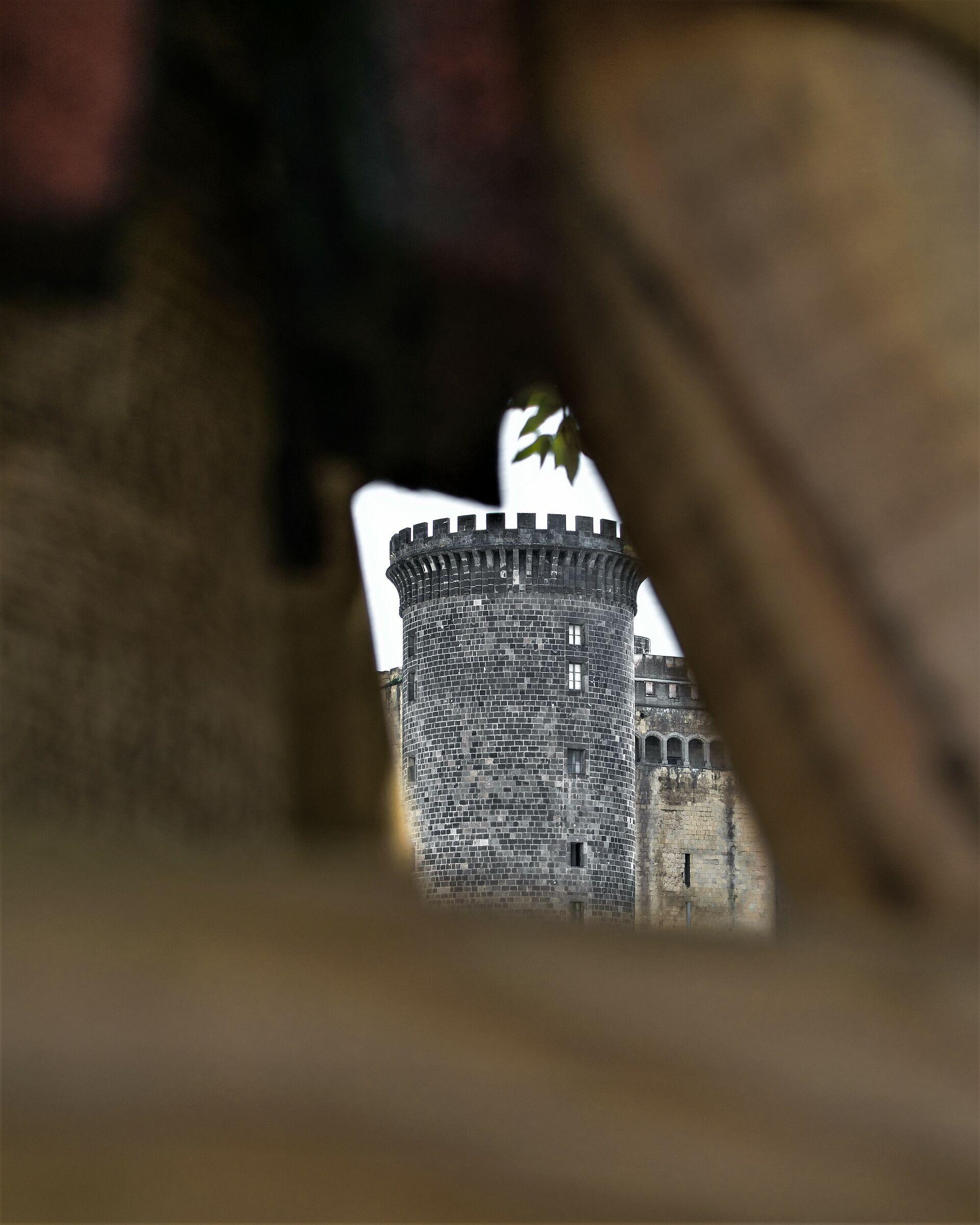 Il castello in lontananza...