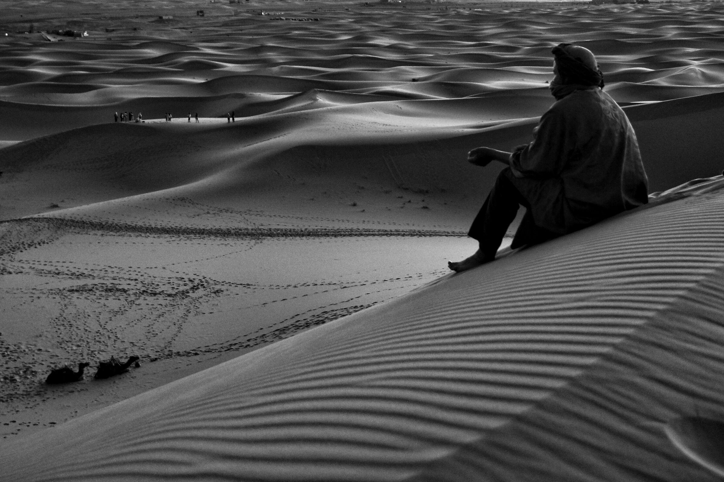Prima dell'alba - preghiera berbera...