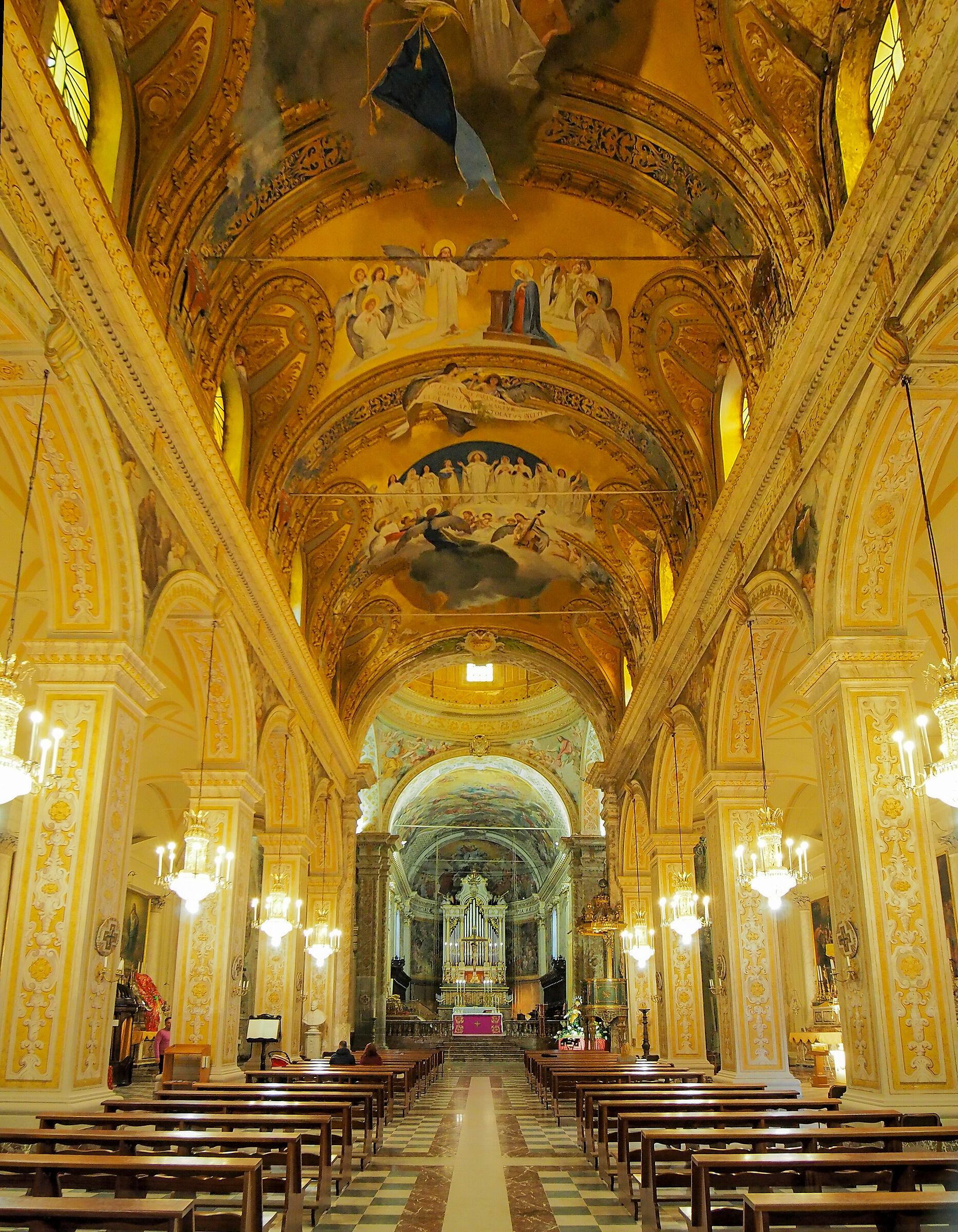 Maria Santissima Annunziata Cathedral...