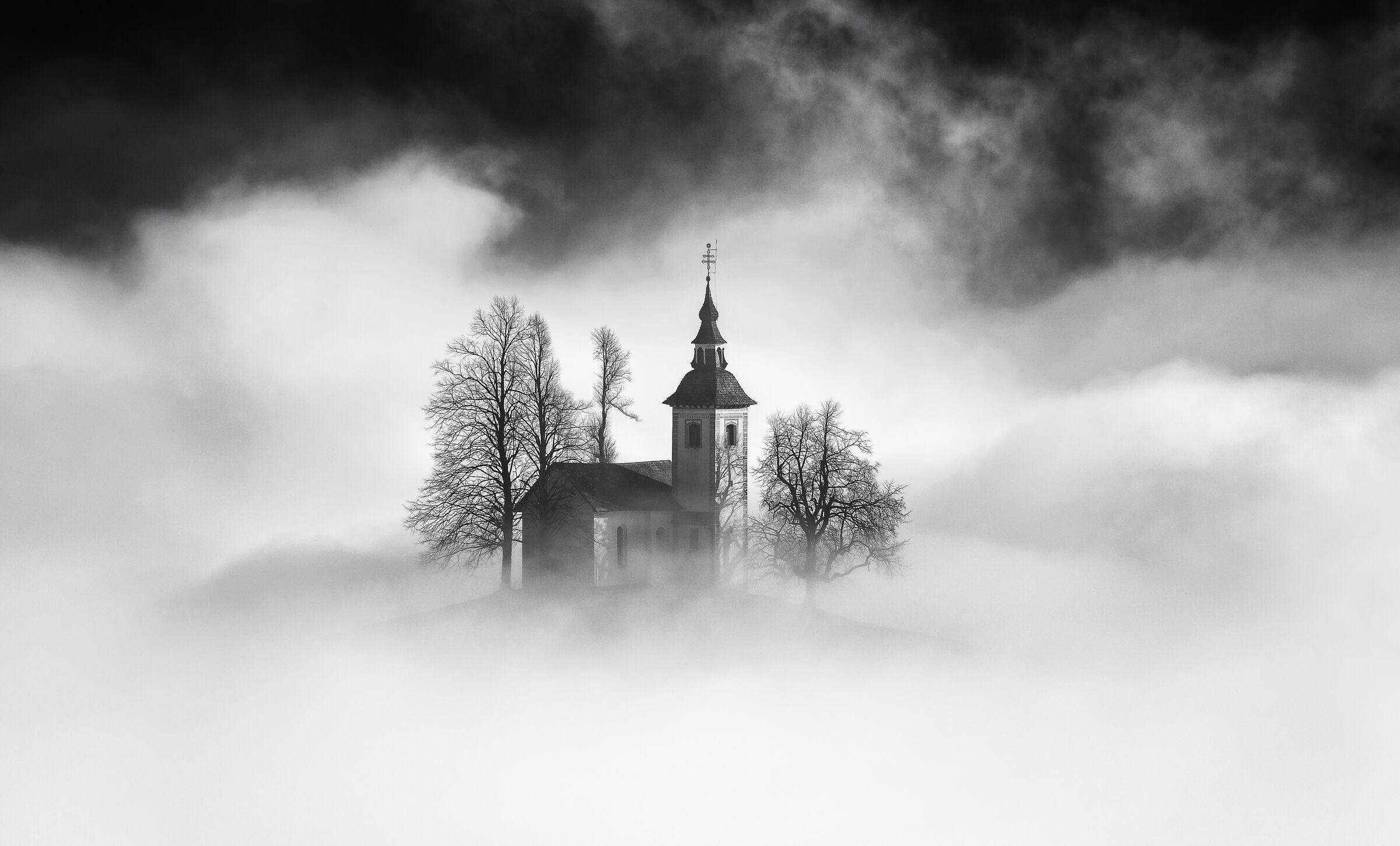 St. Thomas church...