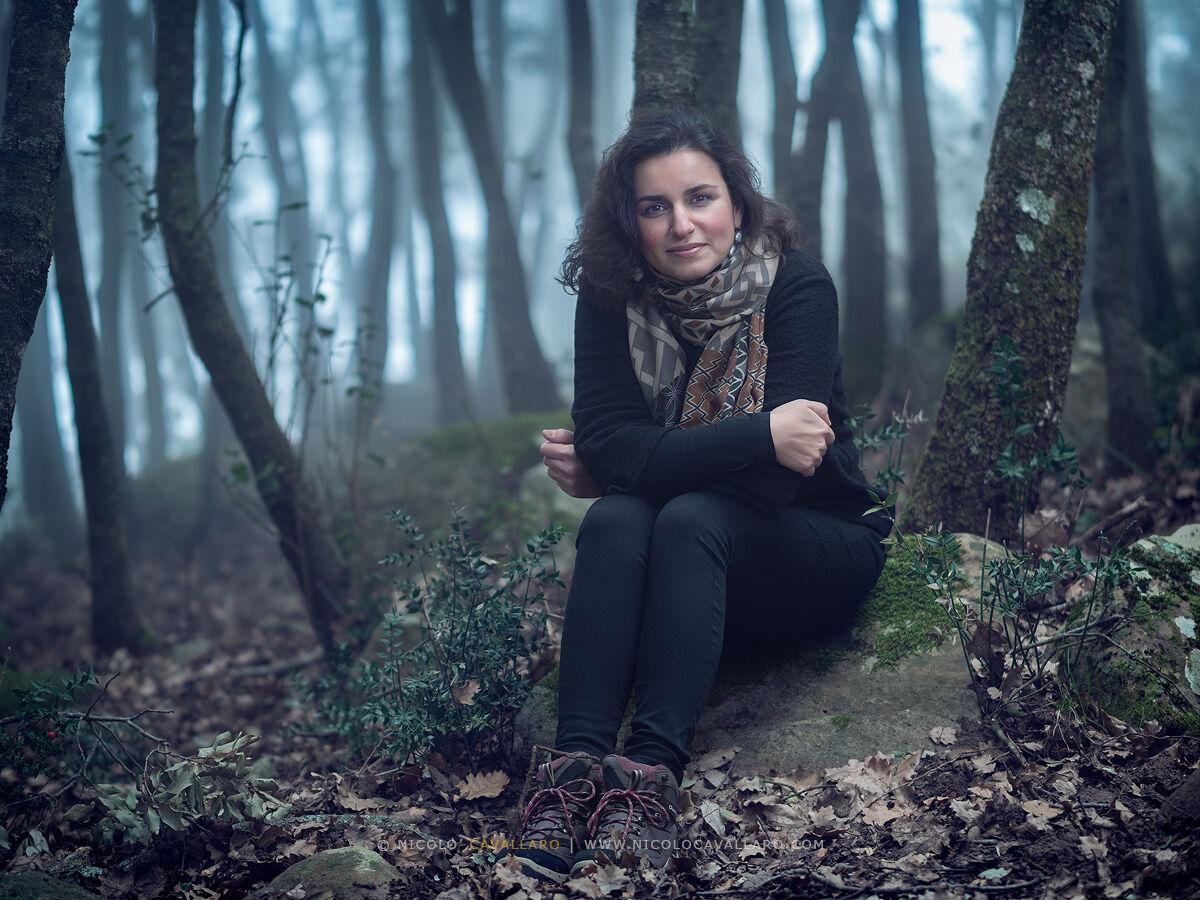Nel bosco fatato...
