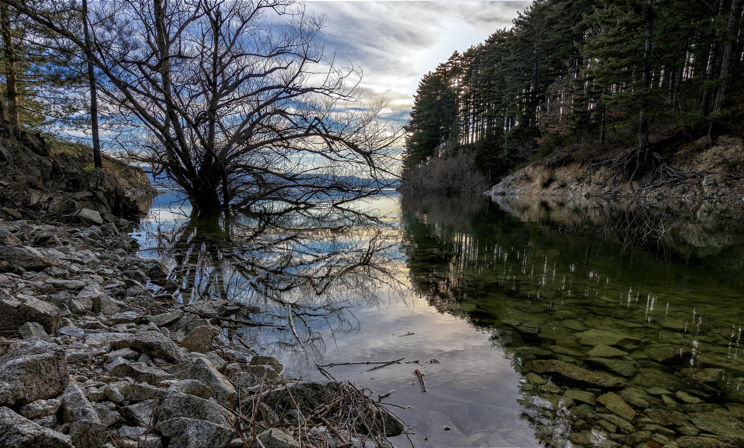 Lake Cecita...