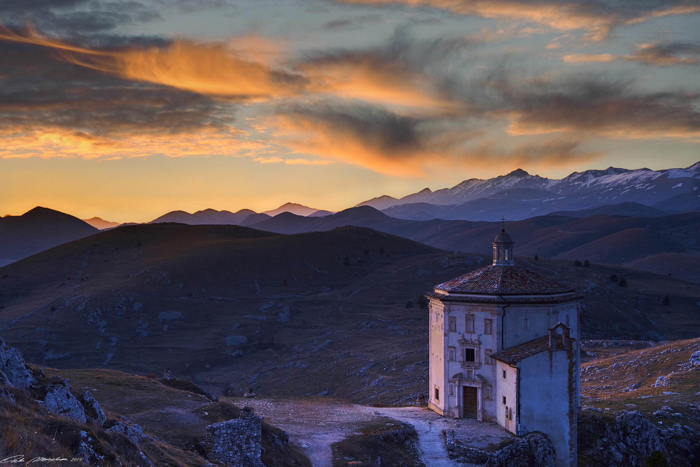 Santa Maria della Pieta (Rocca Calascio)...