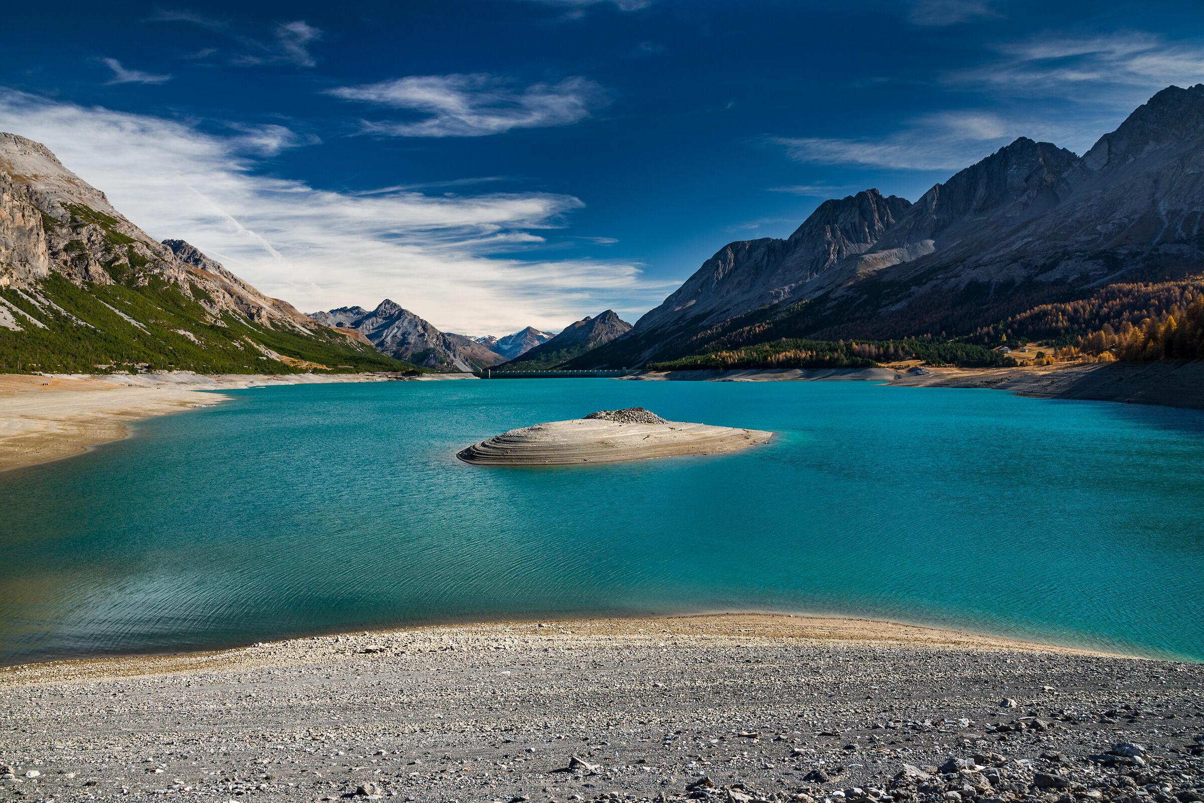 Lago di San Giacomo...