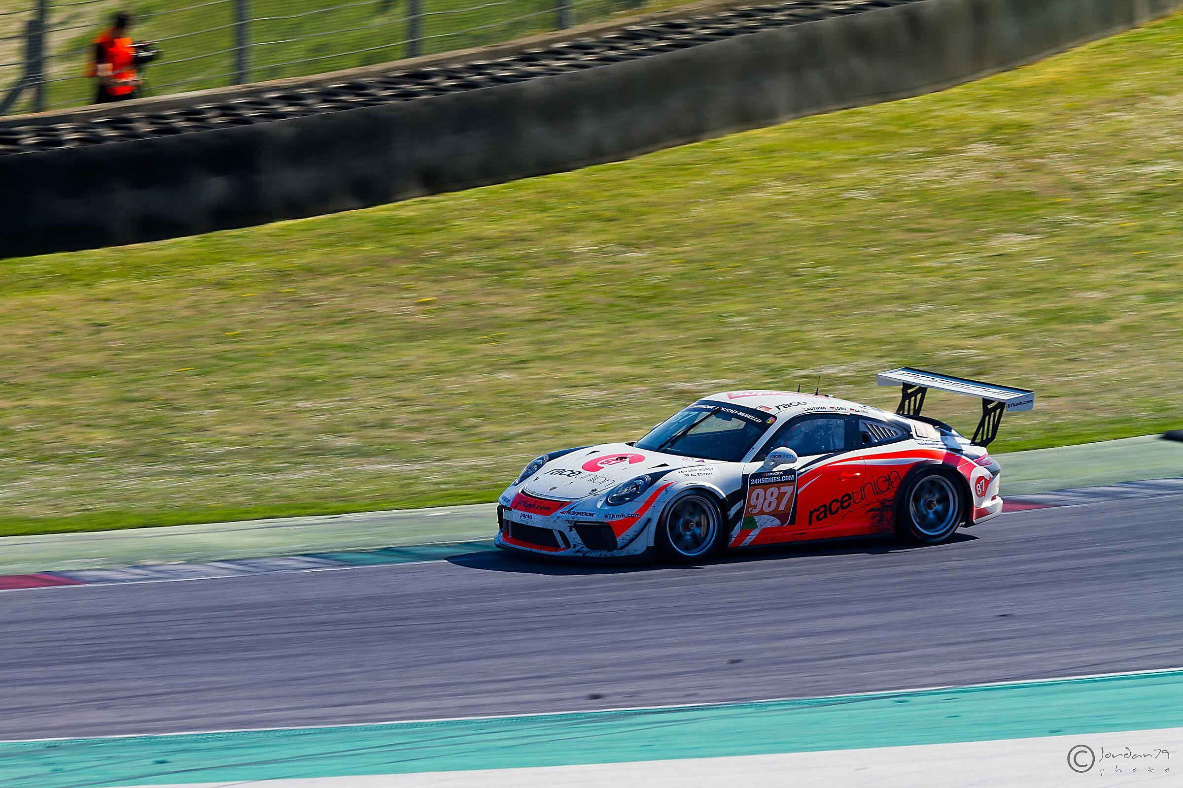 Porsche Mugello...