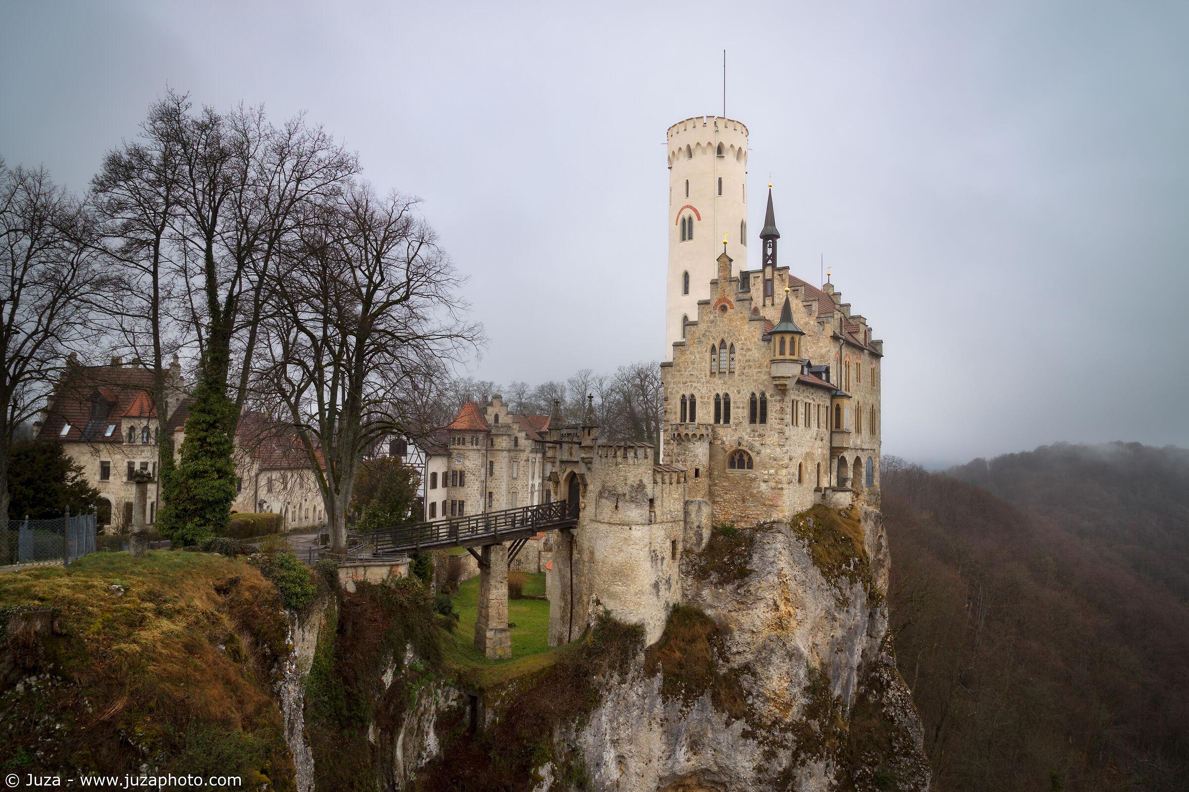 Il castello di Lichtenstein...
