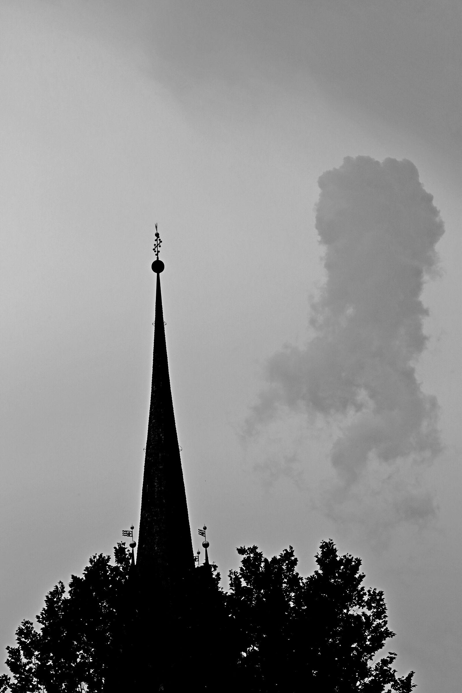 Il campanile della Pieve...