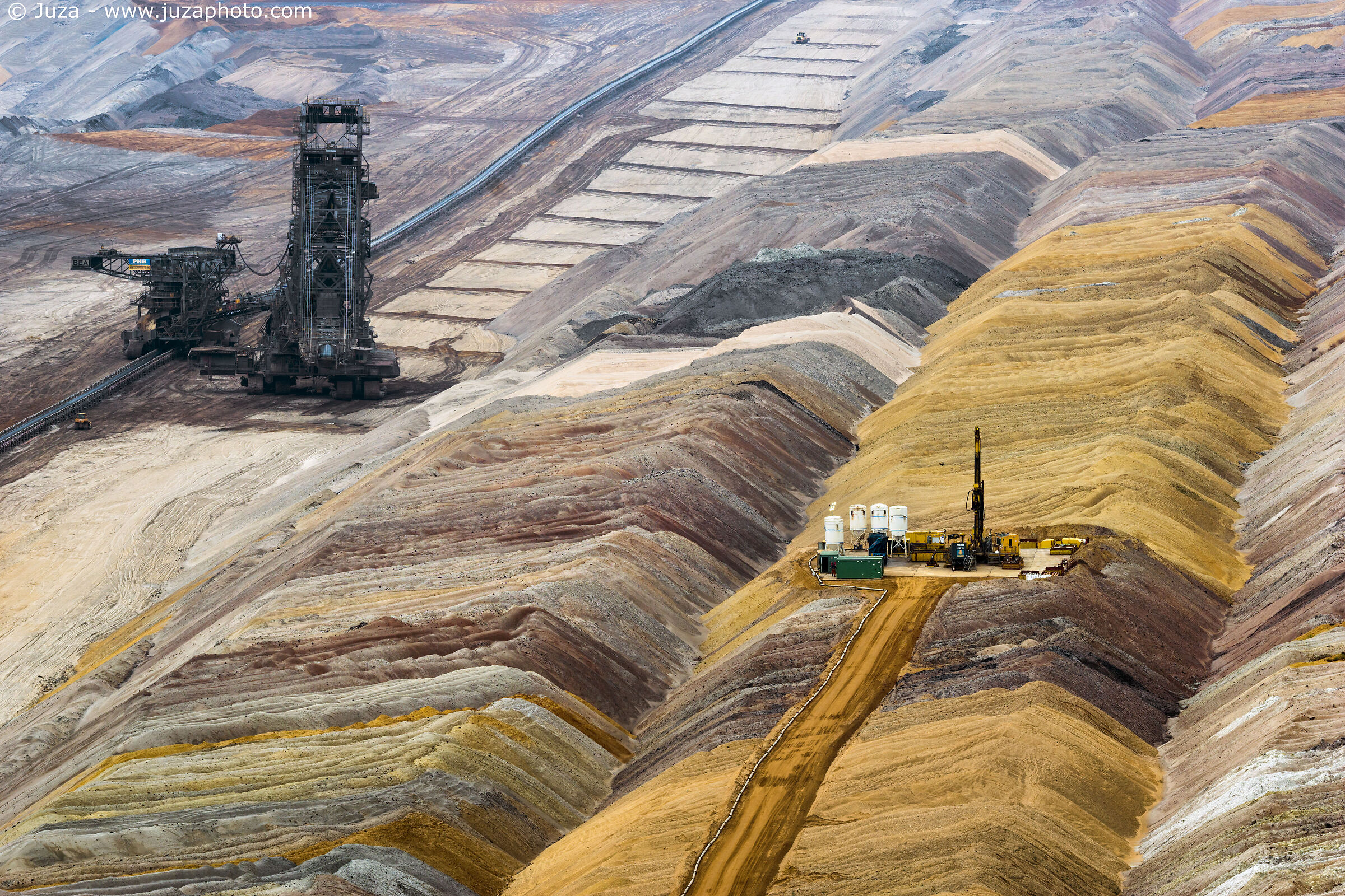 La miniera di Etzweiler...