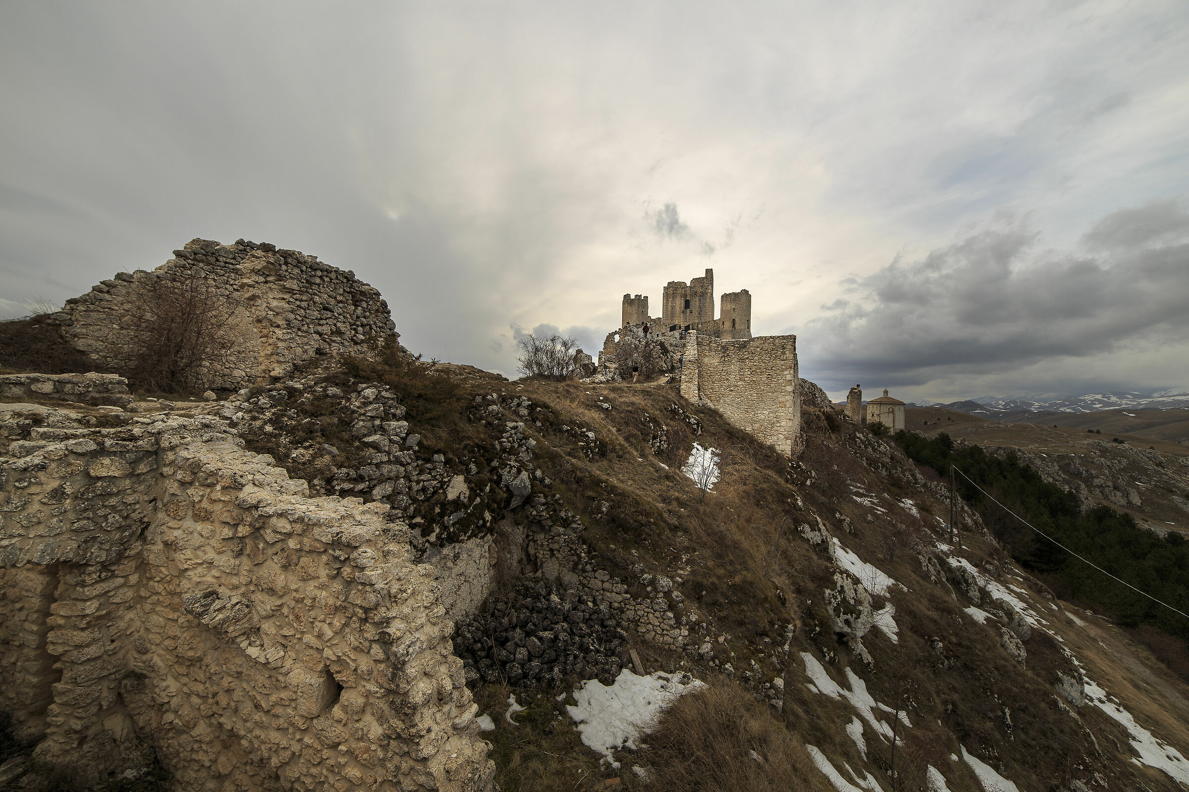 Rocca Calascio...