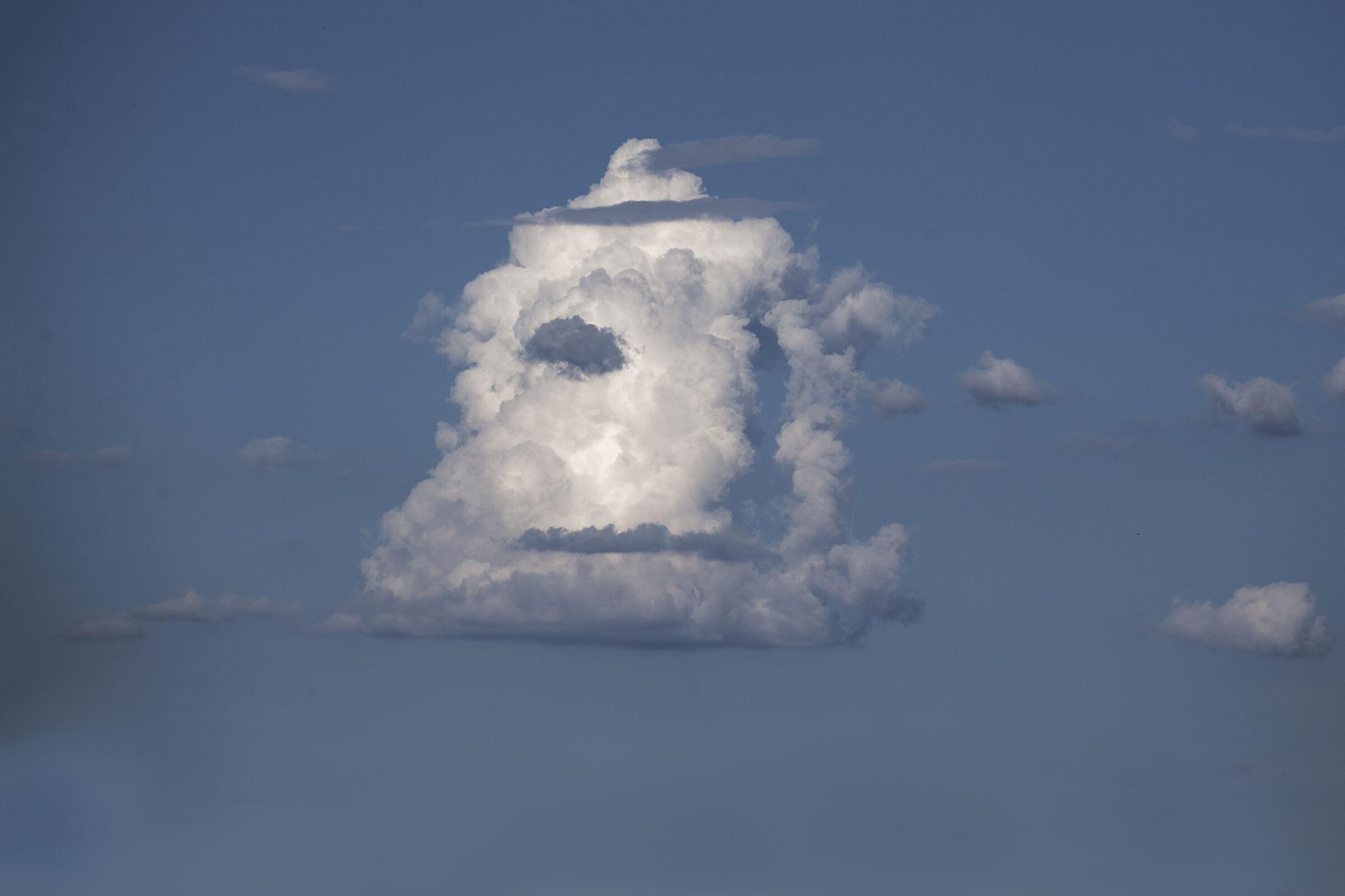 A Pirate in the sky...