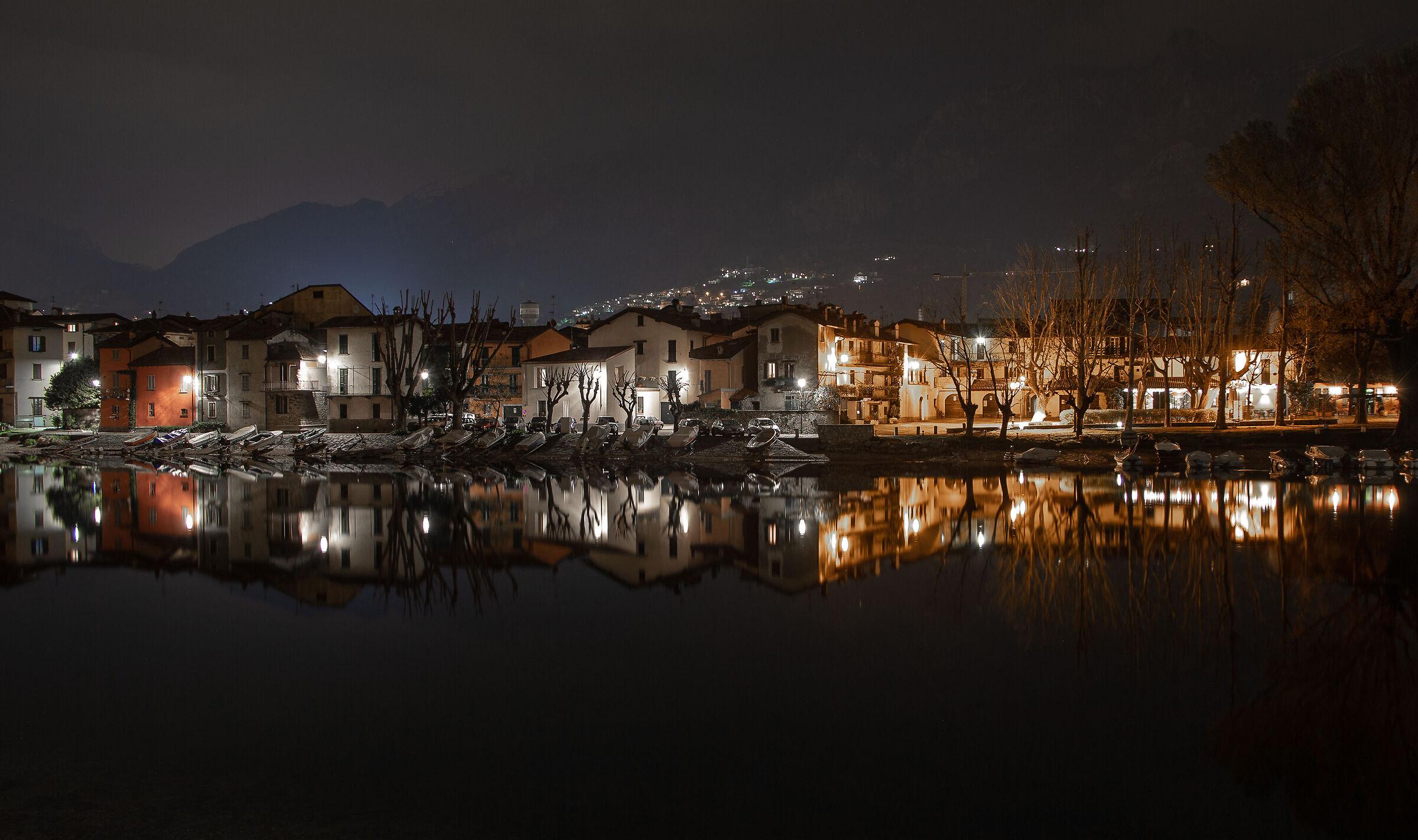 Old fishing village....