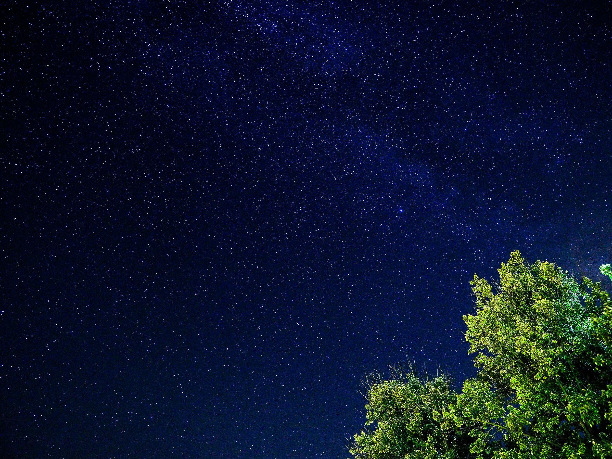 Milky Way - Bobolice...