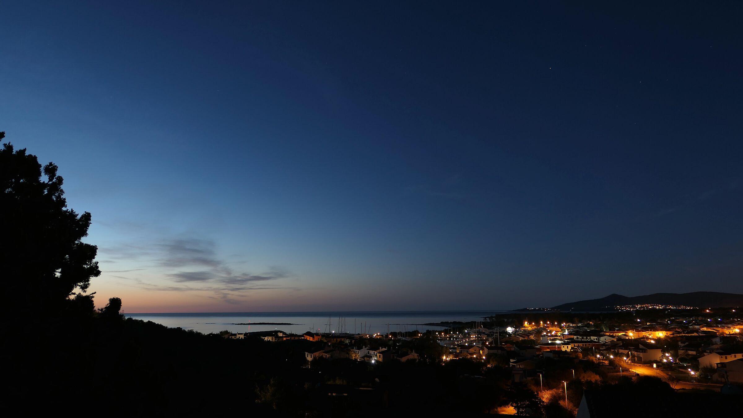 Alba a Porto Ottiolu 3...