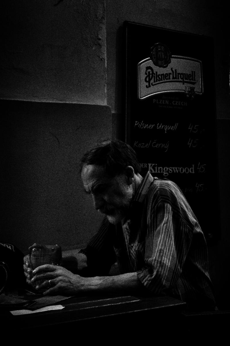 Prague, Black...