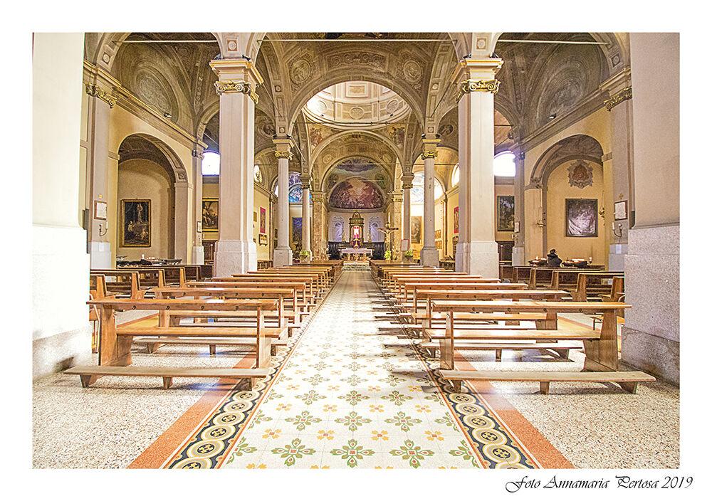 San Vittore Martire at Casorate Primo...