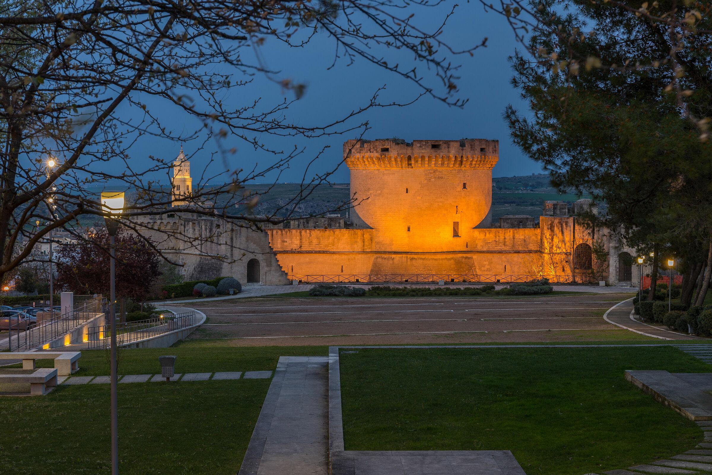 Castello Tramontano...