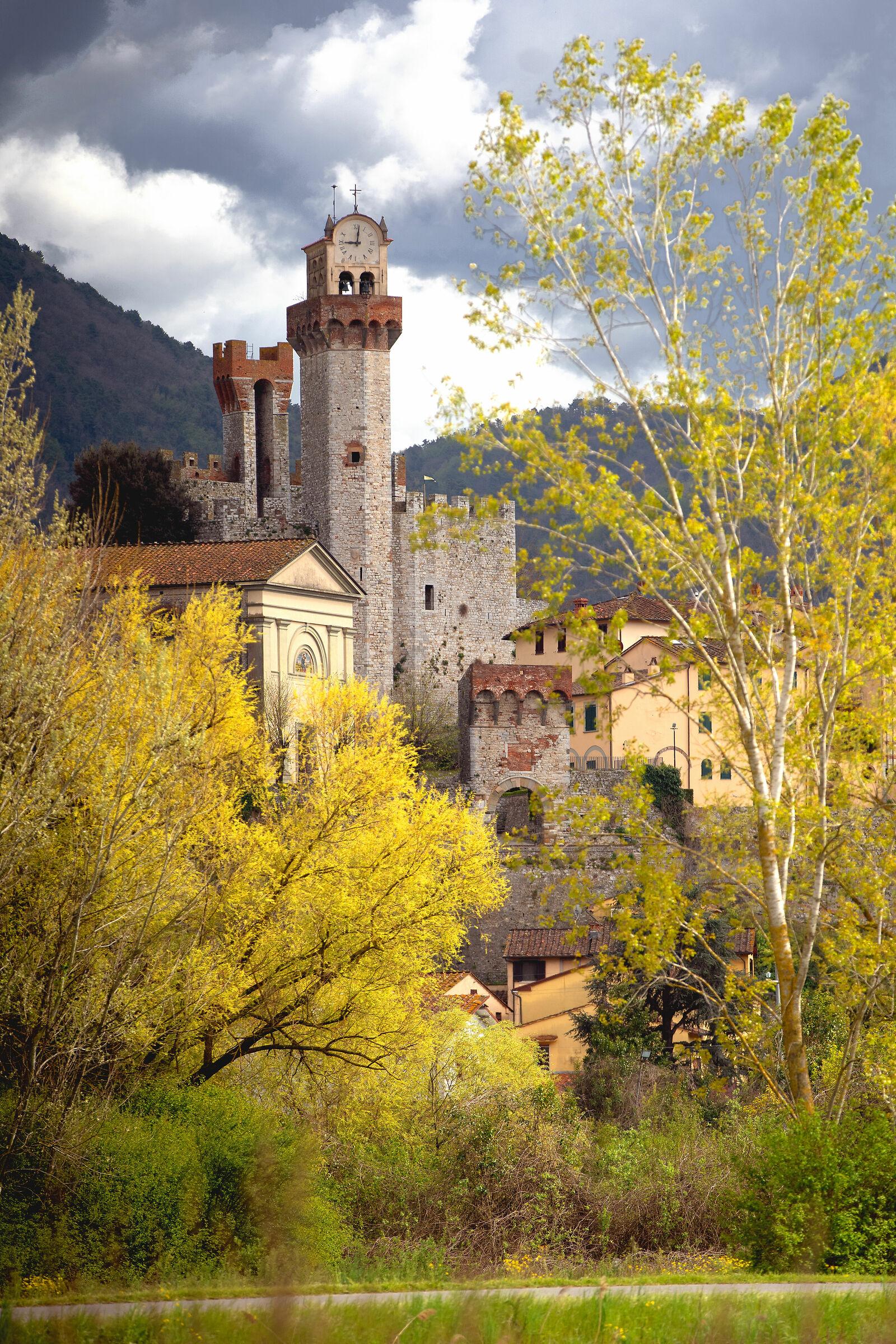 Nozzano Castle...