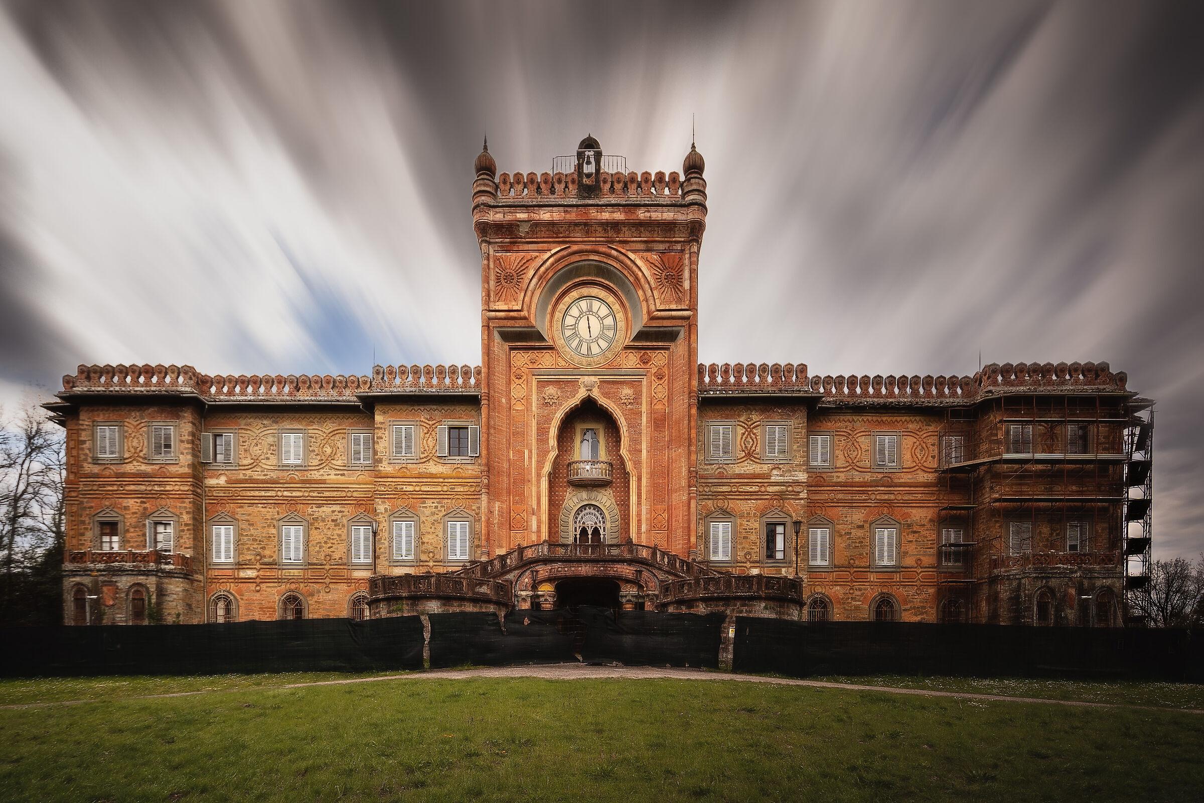 Castle of Sammezzano...