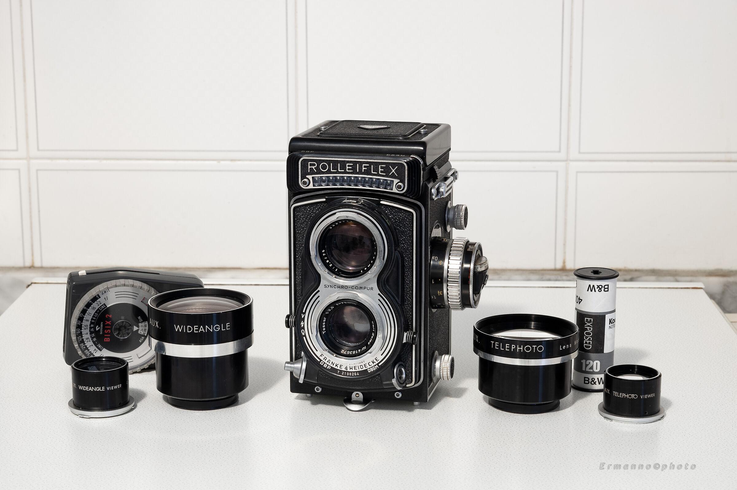 Rolleiflex Tessar 3.5...