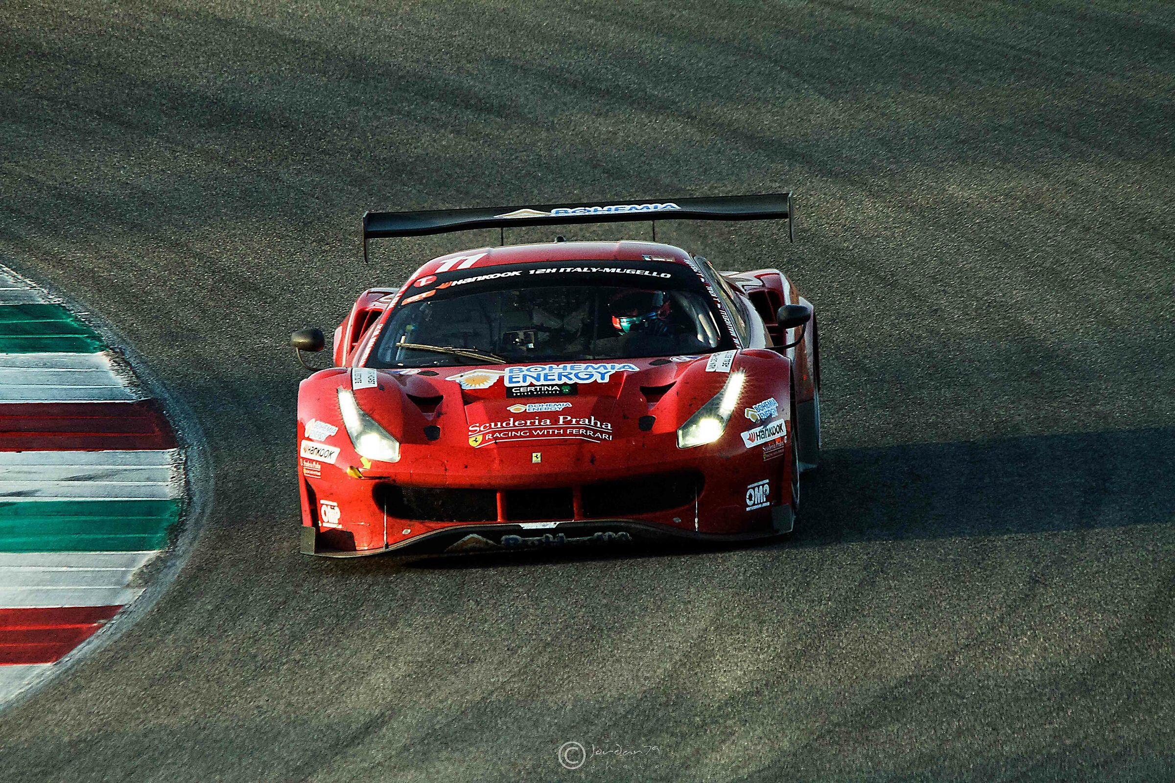 Ferrari Tricolor!...