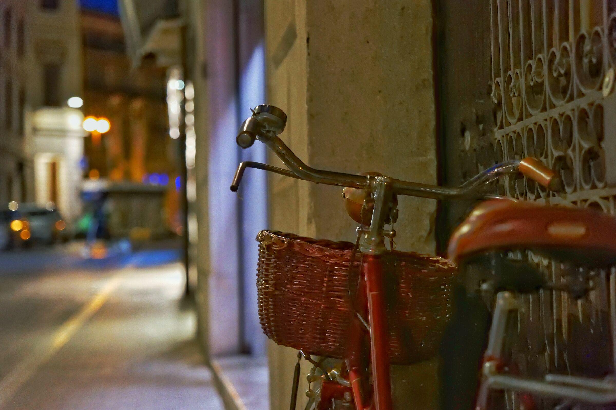 Bike in Udine ...