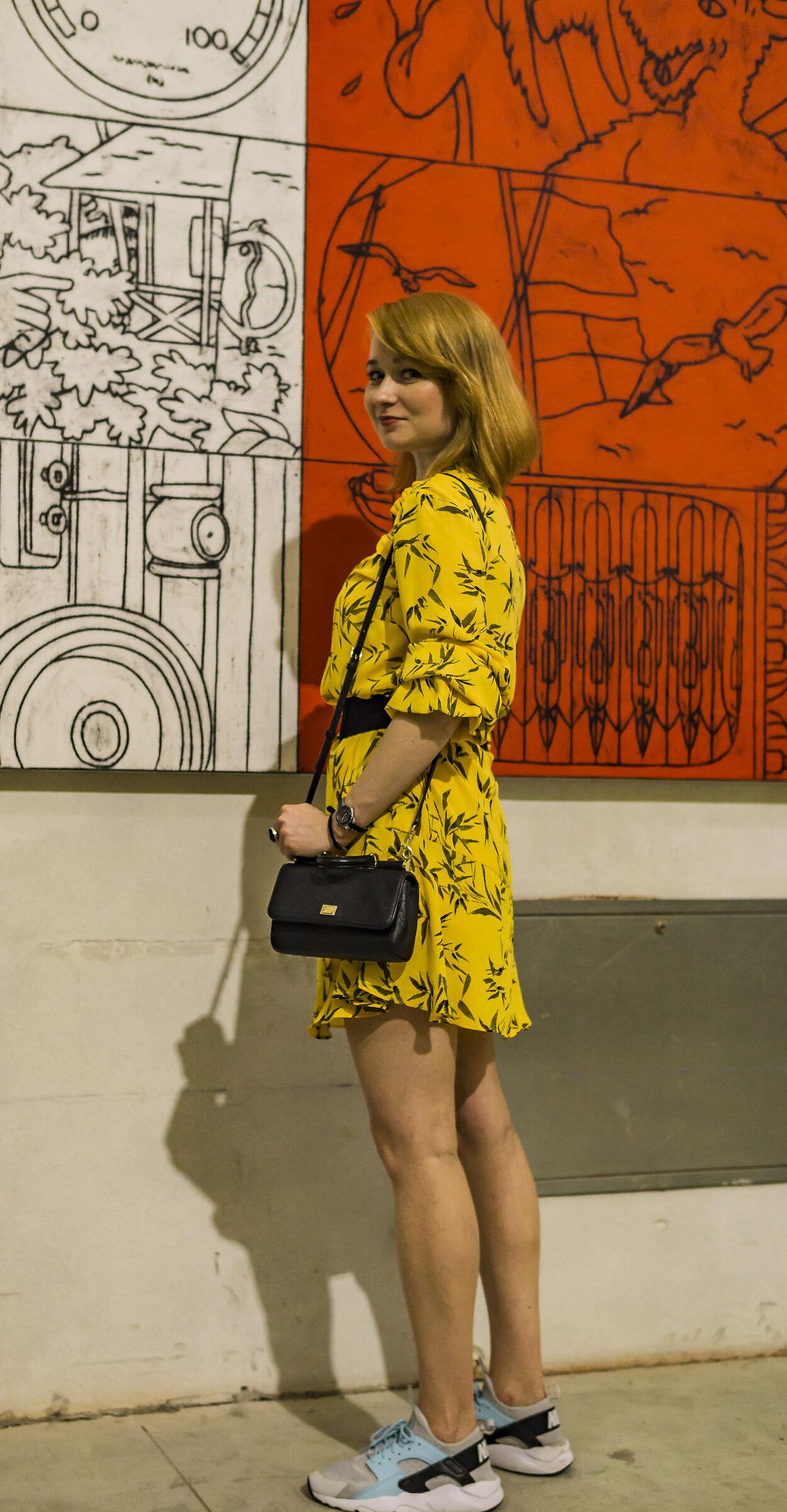 Yellow Girl...