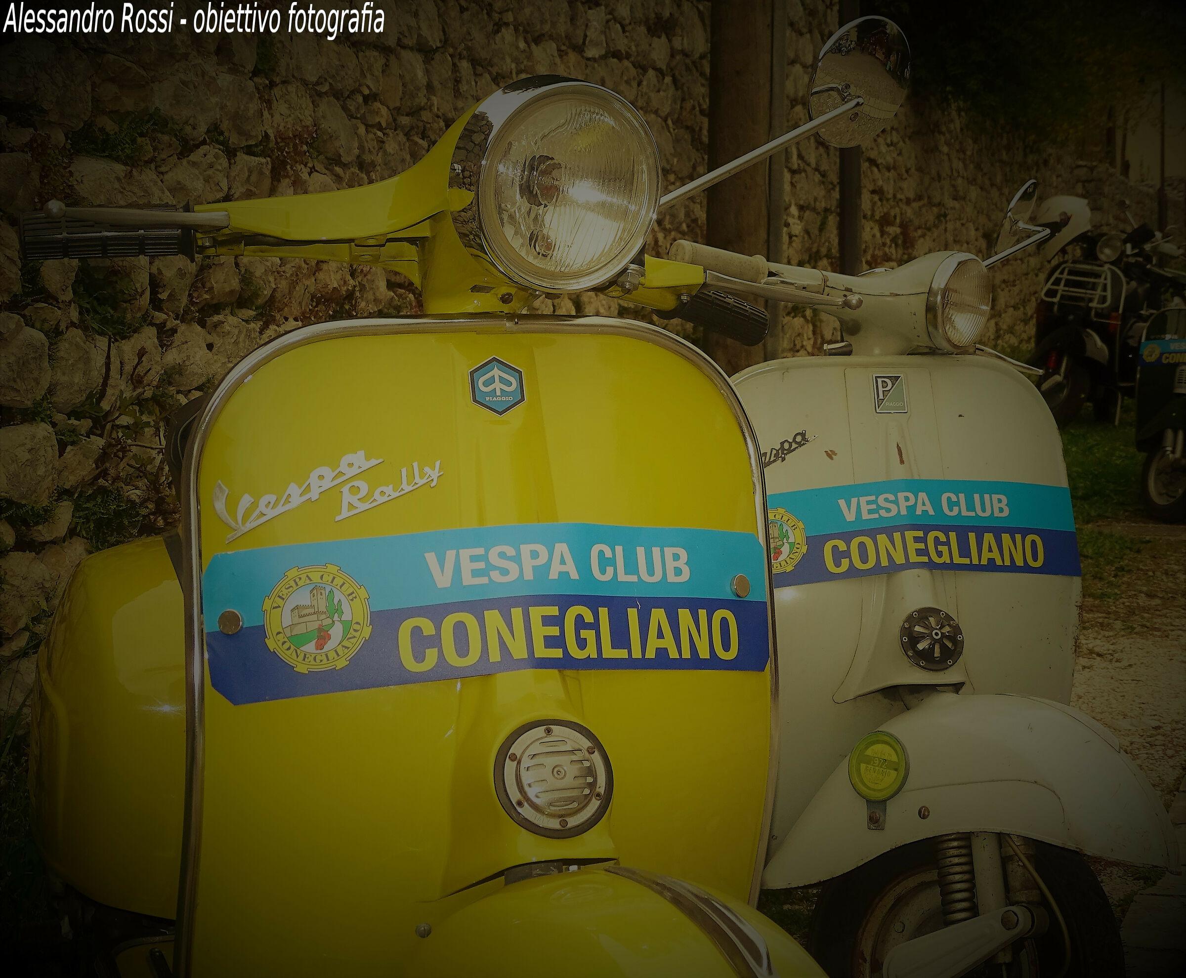 Vespa club Conegliano...