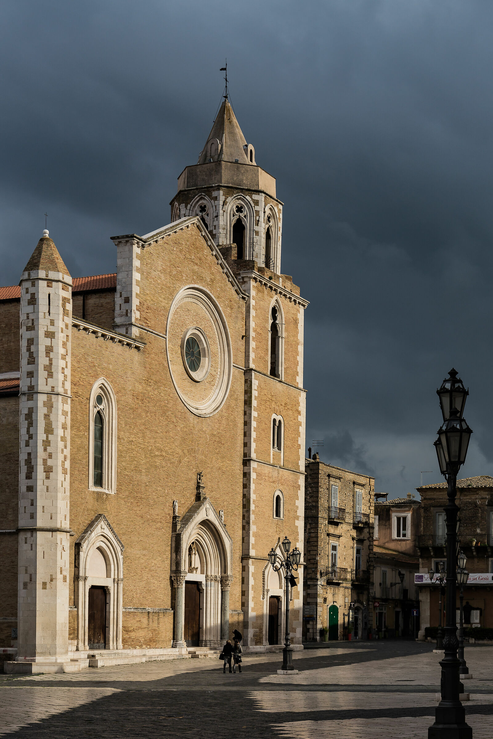 Cathedral of Lucera ...