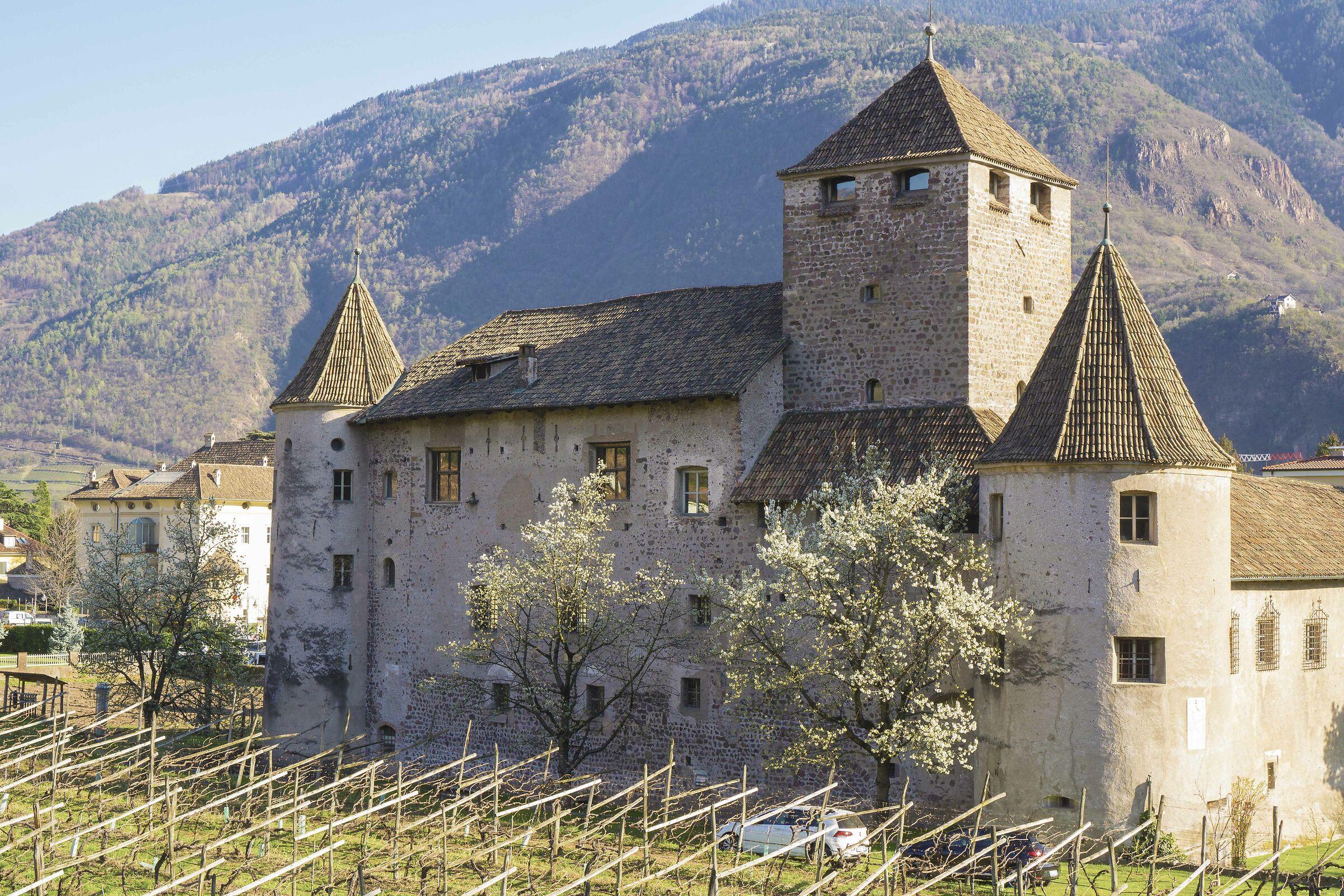 Castel Mareccio...