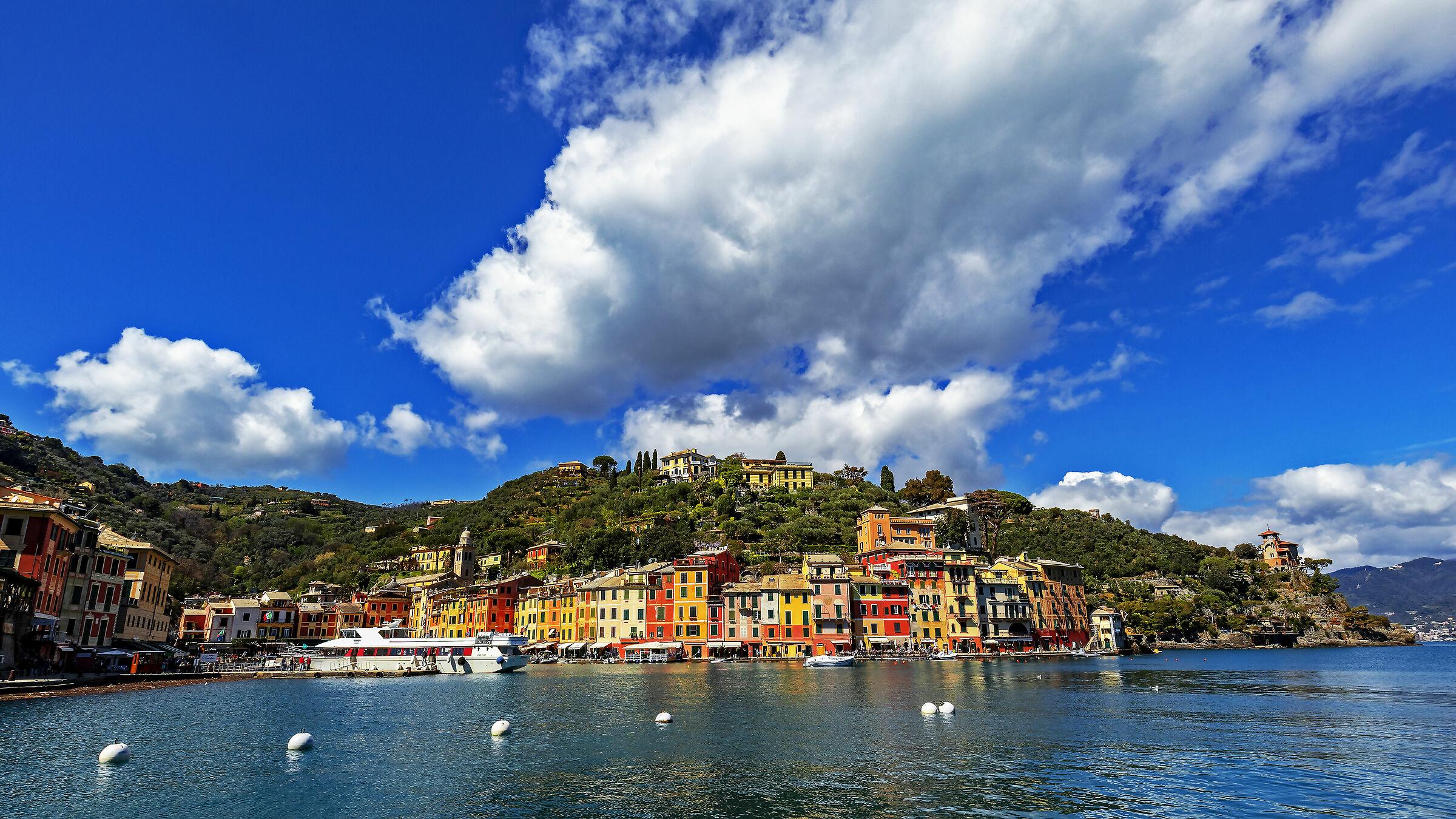 I found my Love in Portofino ...